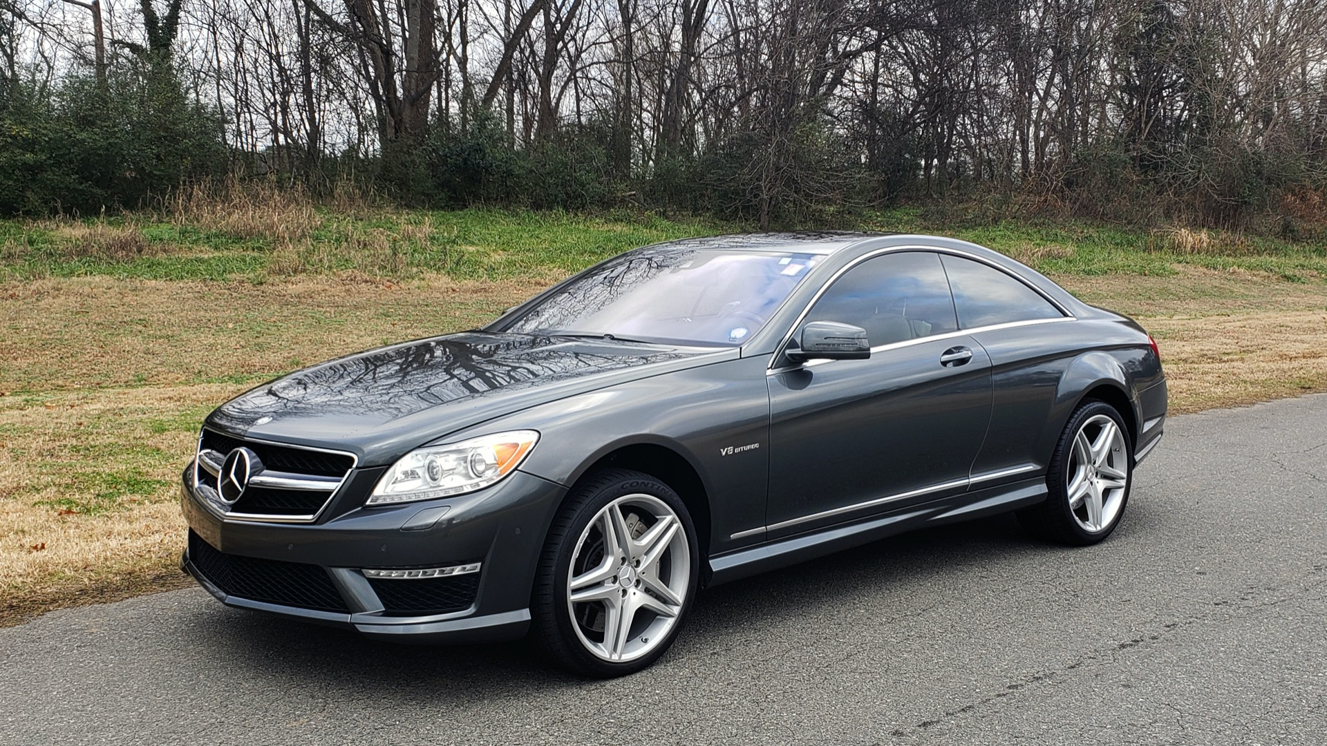 Used 2012 Mercedes-Benz CL-Class CL 63 AMG for sale Sold at Formula Imports in Charlotte NC 28227 1