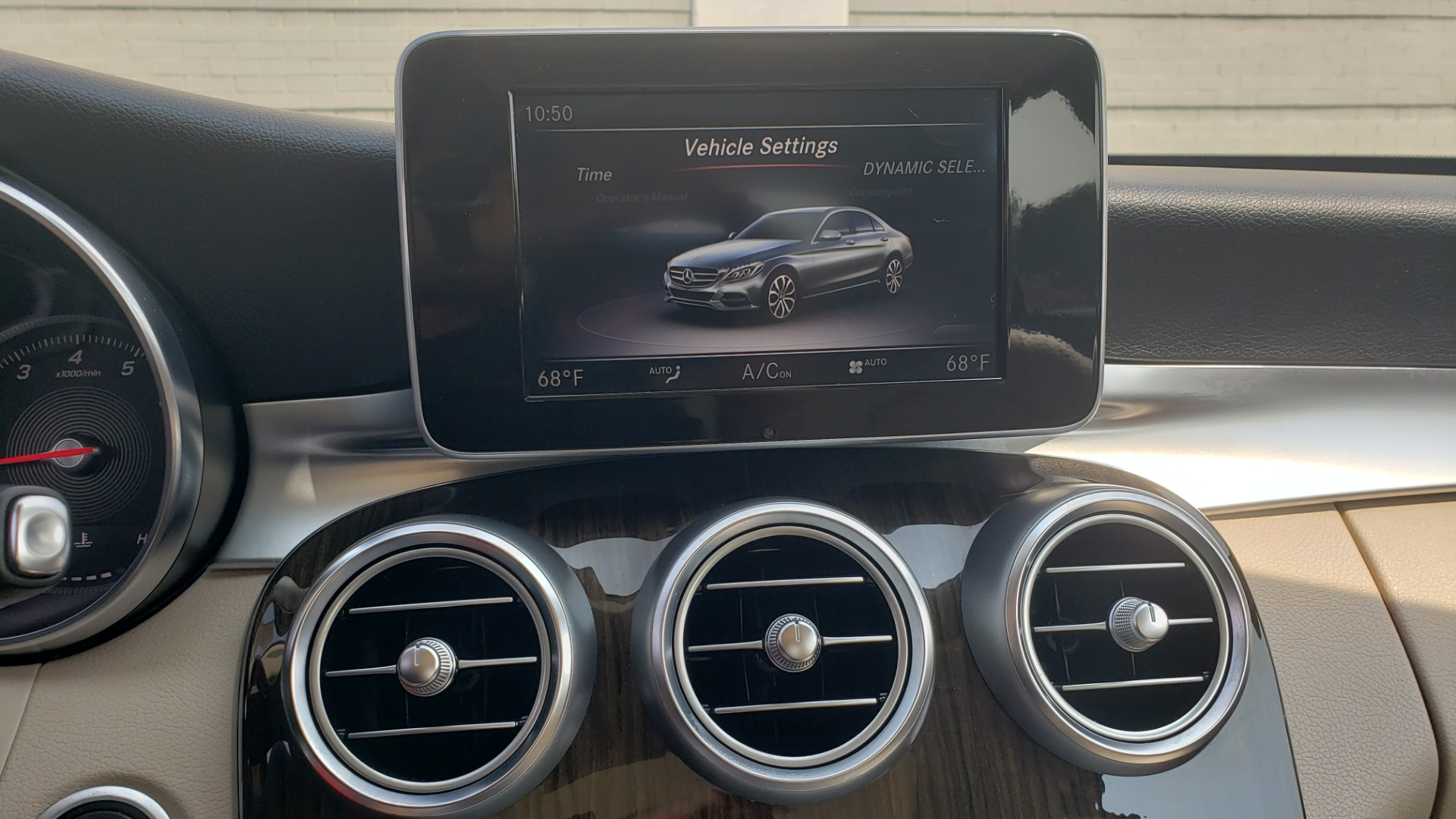 Used 2018 Mercedes-Benz C-CLASS C 300 PREMIUM / KEYLESS-GO / APPLE / PANO-ROOF / REARVIEW for sale $28,295 at Formula Imports in Charlotte NC 28227 44