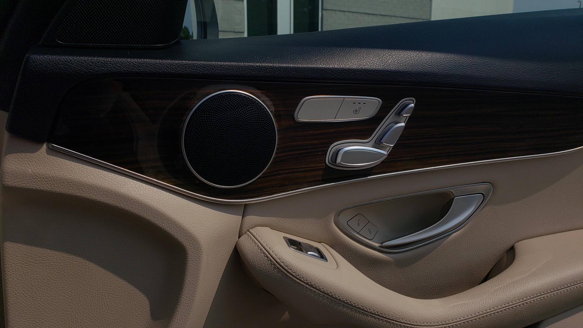 Used 2018 Mercedes-Benz C-CLASS C 300 PREMIUM / KEYLESS-GO / APPLE / PANO-ROOF / REARVIEW for sale $28,295 at Formula Imports in Charlotte NC 28227 60