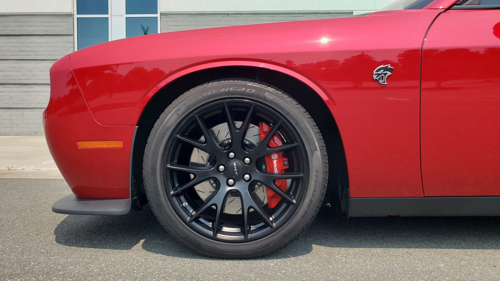 Used 2016 Dodge CHALLENGER SRT HELLCAT 707HP COUPE / AUTO / NAV / SUNROOF / H/K SND / REARVIEW for sale $60,995 at Formula Imports in Charlotte NC 28227 79
