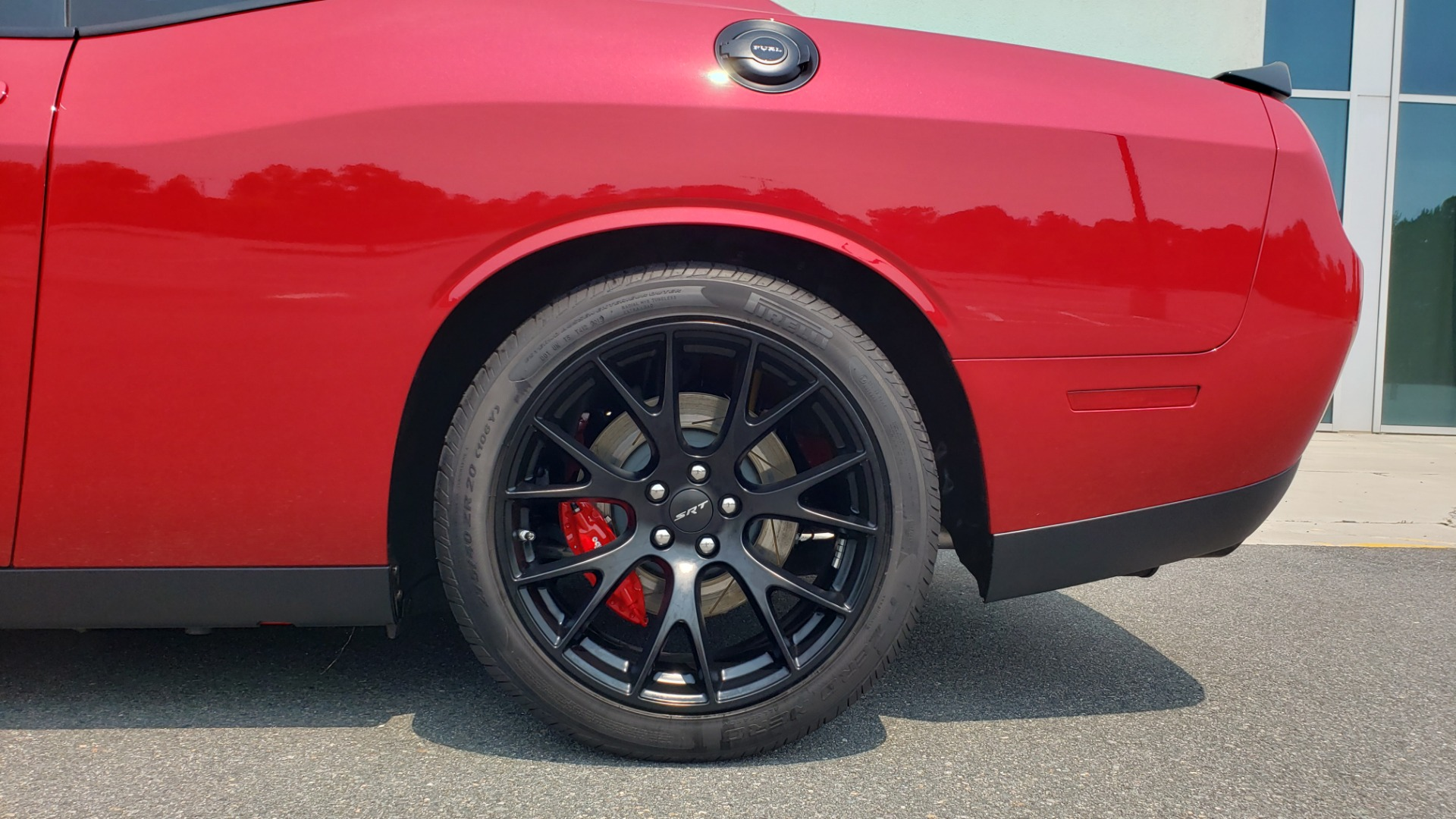 Used 2016 Dodge CHALLENGER SRT HELLCAT 707HP COUPE / AUTO / NAV / SUNROOF / H/K SND / REARVIEW for sale $60,995 at Formula Imports in Charlotte NC 28227 80