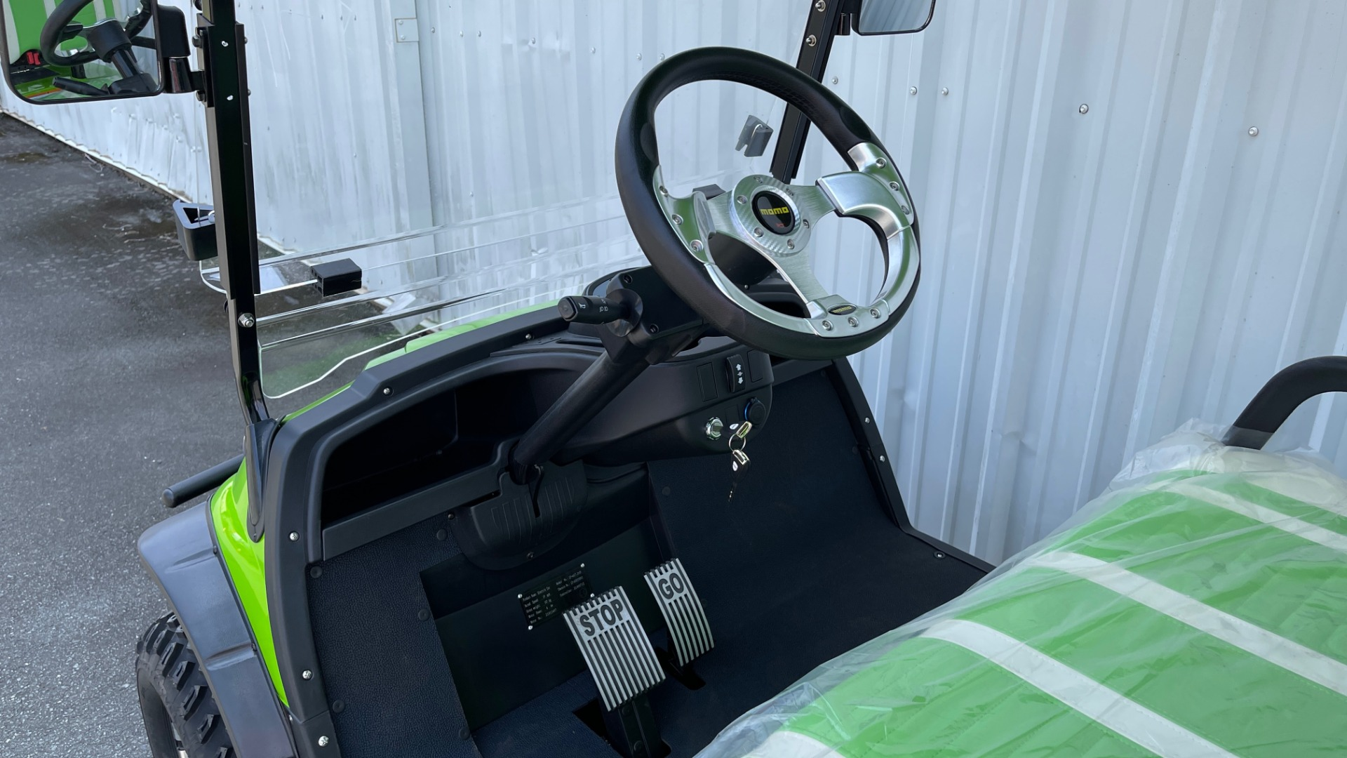 Used 2021 ICON i40L LIFTED ELECTRIC CAR / 4-PASSENGER GOLF CART / 25MPH / NEW / 1-MILE for sale $9,499 at Formula Imports in Charlotte NC 28227 21