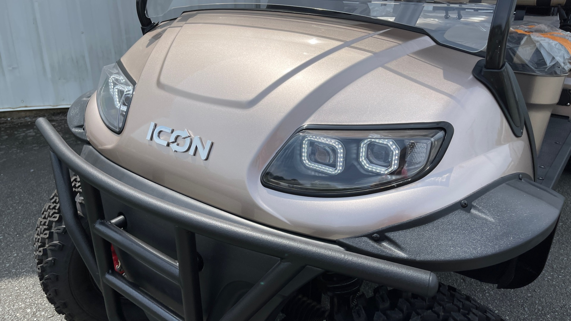 Used 2021 ICON I60L LIFTED ELECTRIC CAR / 6-PASSENGER GOLF CART / 25MPH / NEW / 1-MILE for sale $11,399 at Formula Imports in Charlotte NC 28227 34