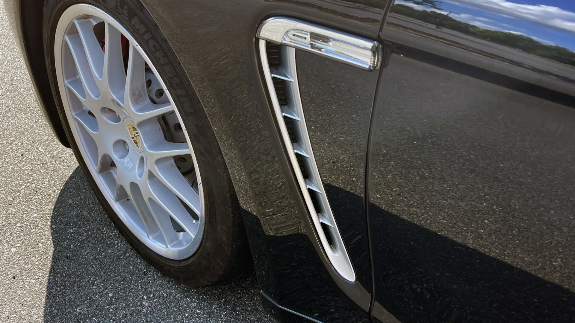 Used 2010 Porsche PANAMERA 4DR HB TURBO / SPORT CHRONO / BURMESTER / AUTO CLIMATE CONTROL for sale $40,995 at Formula Imports in Charlotte NC 28227 13