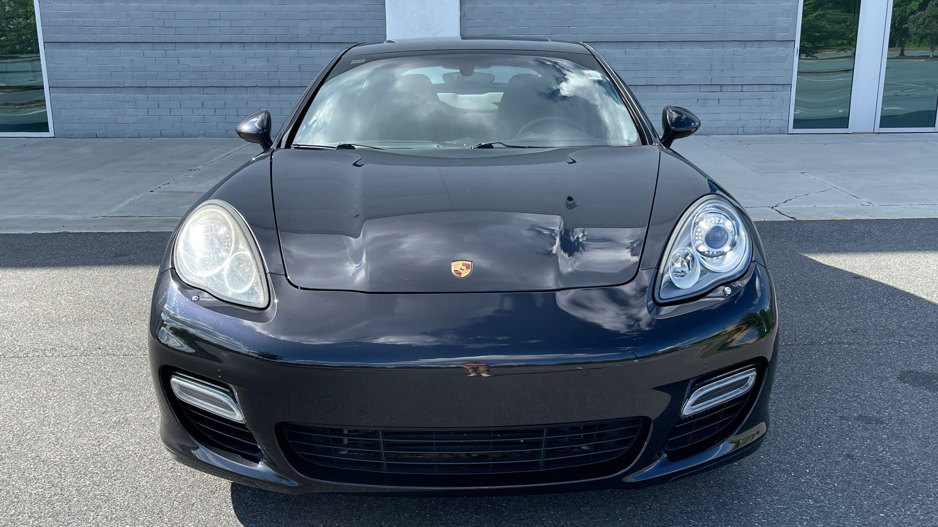 Used 2010 Porsche PANAMERA 4DR HB TURBO / SPORT CHRONO / BURMESTER / AUTO CLIMATE CONTROL for sale $40,995 at Formula Imports in Charlotte NC 28227 21