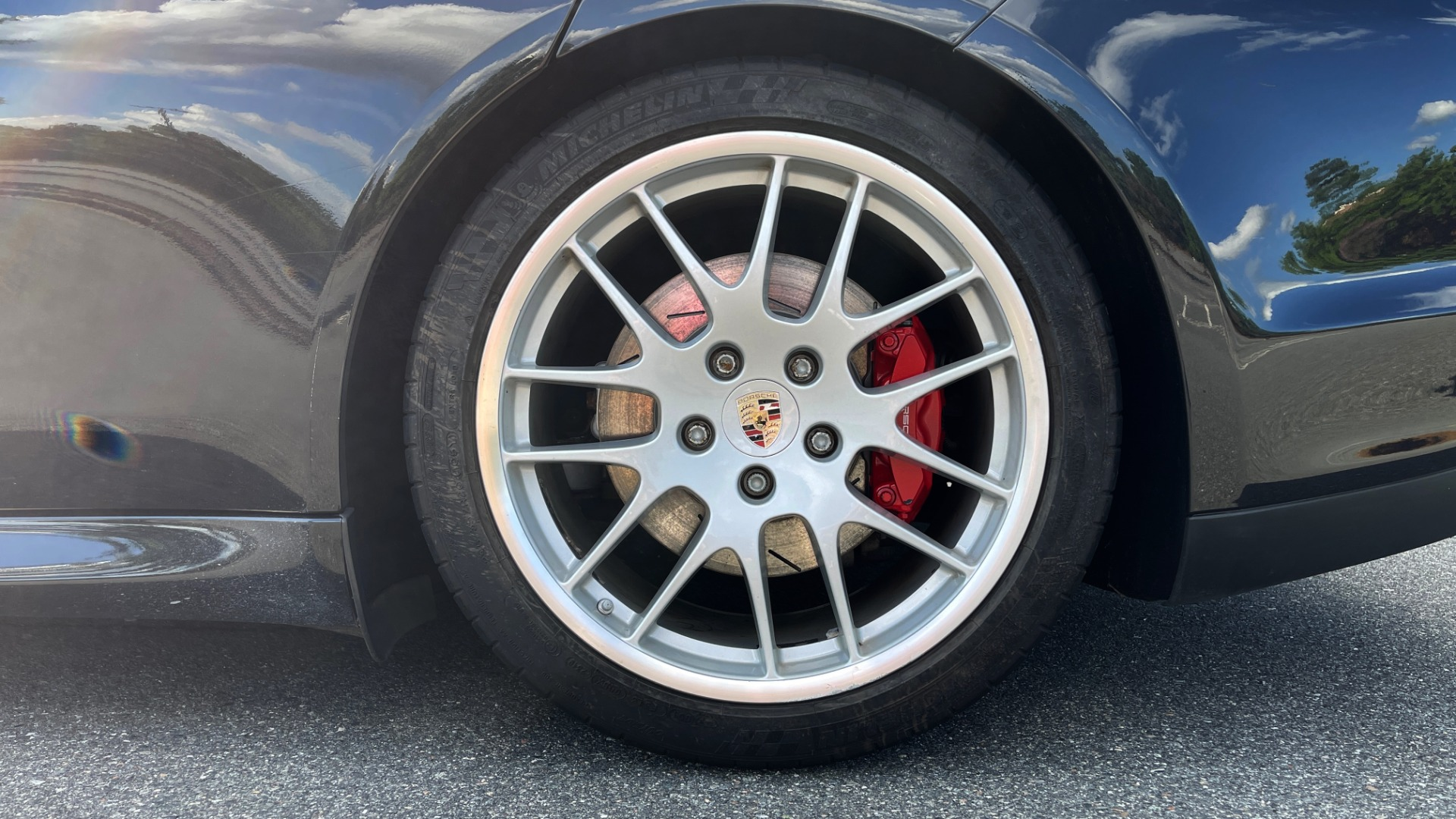 Used 2010 Porsche PANAMERA 4DR HB TURBO / SPORT CHRONO / BURMESTER / AUTO CLIMATE CONTROL for sale $40,995 at Formula Imports in Charlotte NC 28227 63