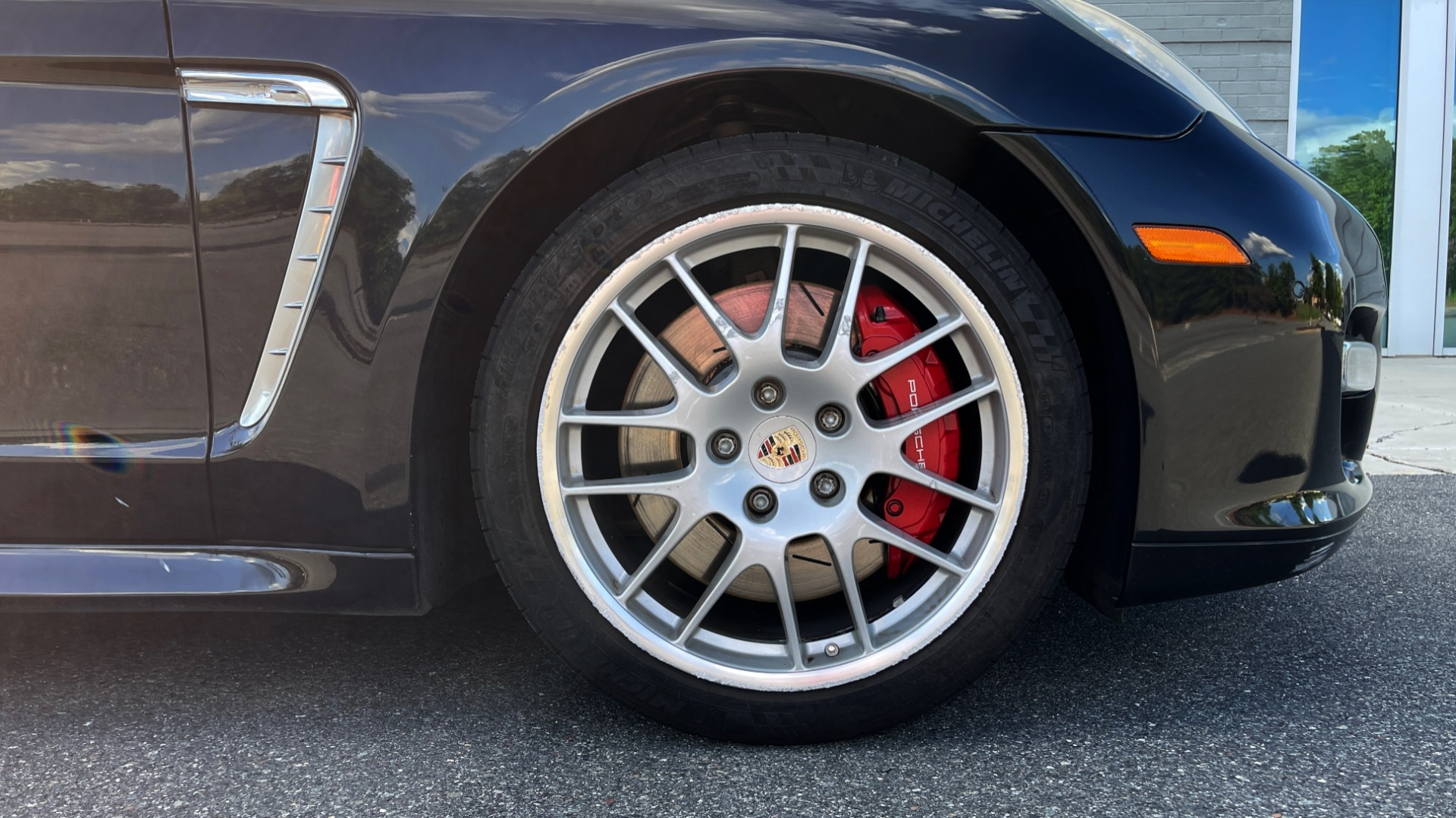 Used 2010 Porsche PANAMERA 4DR HB TURBO / SPORT CHRONO / BURMESTER / AUTO CLIMATE CONTROL for sale $40,995 at Formula Imports in Charlotte NC 28227 65