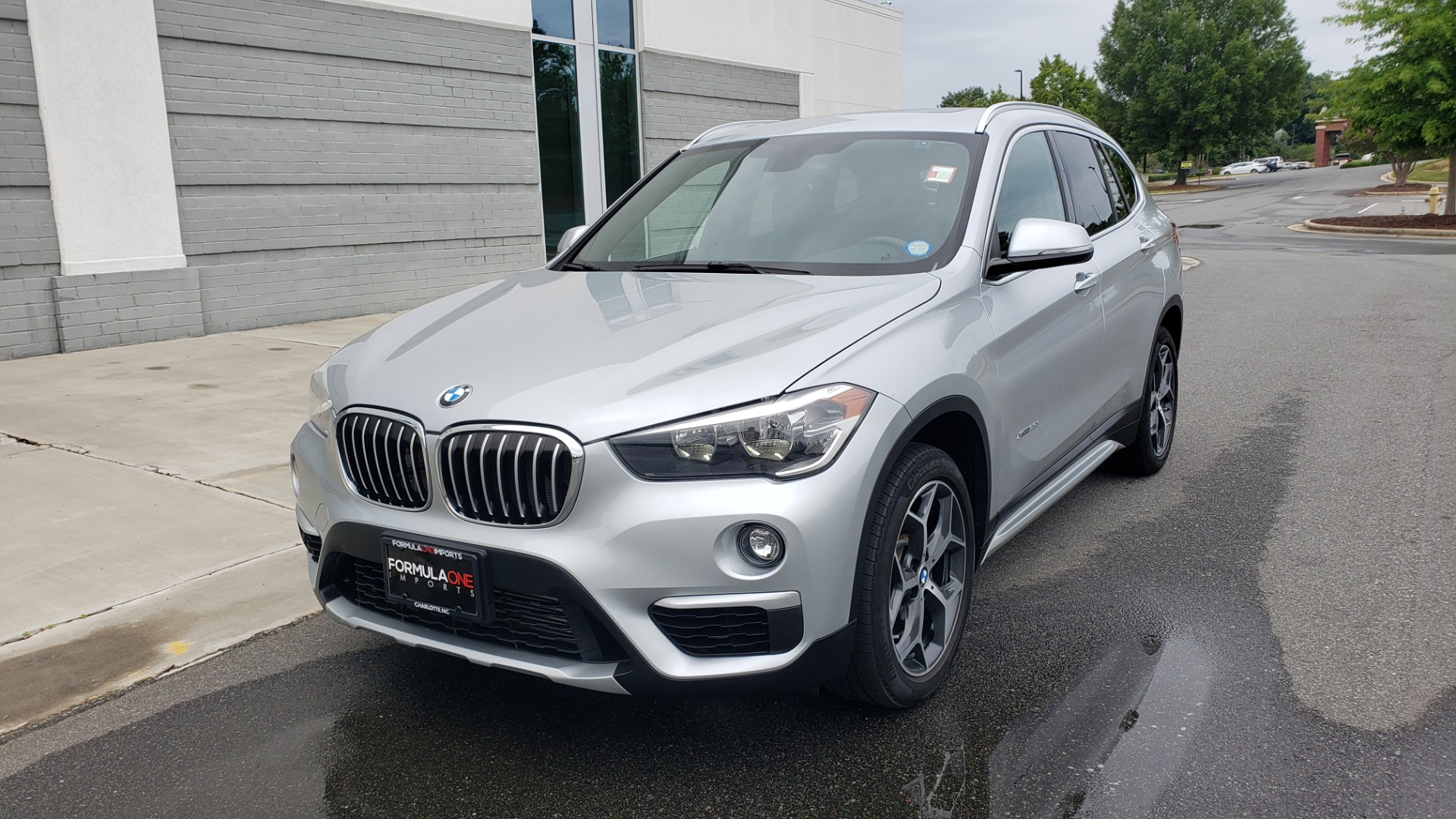 Used 2018 BMW X1 XDRIVE38I / NAV / CONV PKG / PANO-ROOF / HTD STS / REARVIEW for sale $28,995 at Formula Imports in Charlotte NC 28227 3