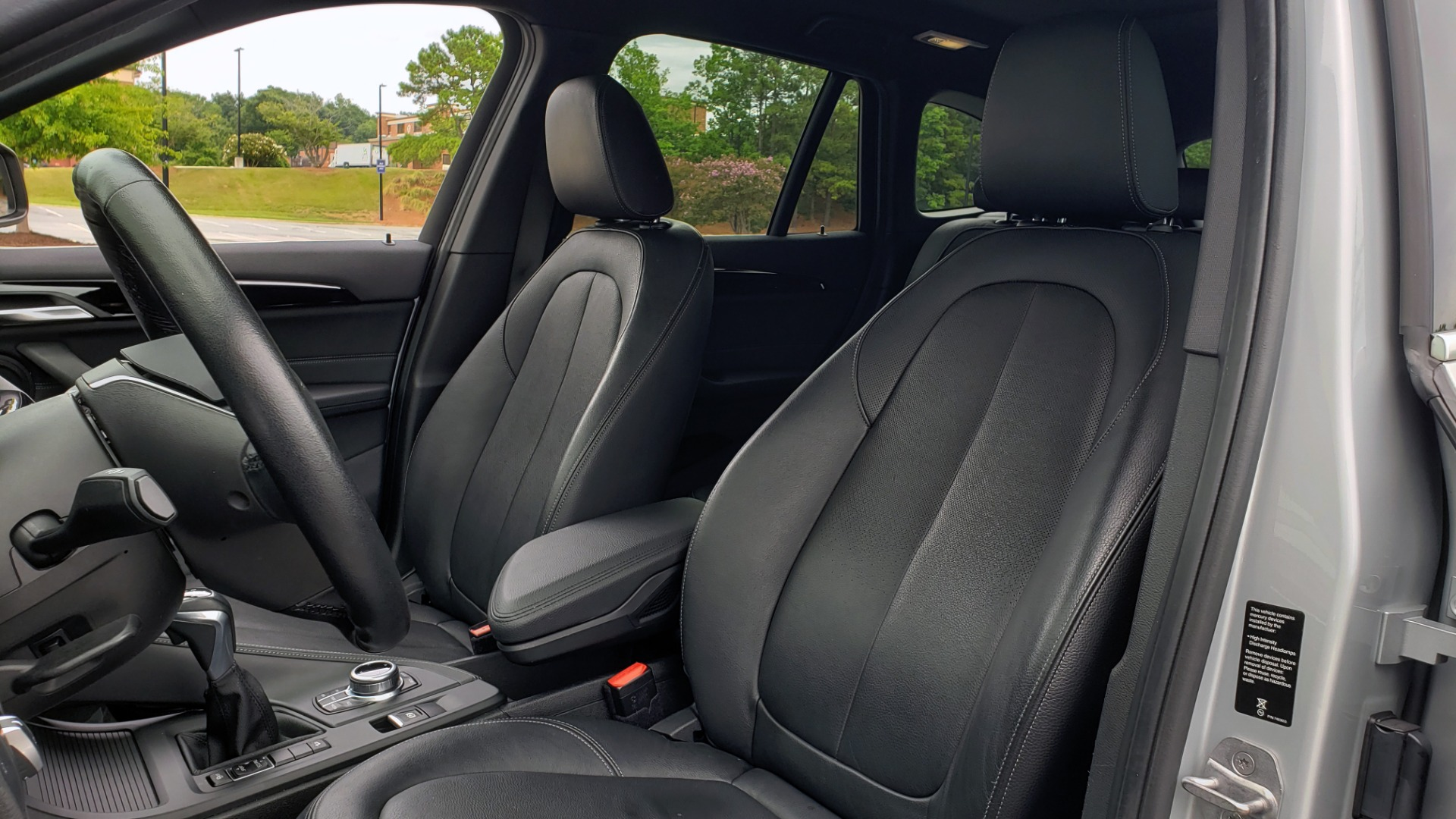 Used 2018 BMW X1 XDRIVE38I / NAV / CONV PKG / PANO-ROOF / HTD STS / REARVIEW for sale $28,995 at Formula Imports in Charlotte NC 28227 35