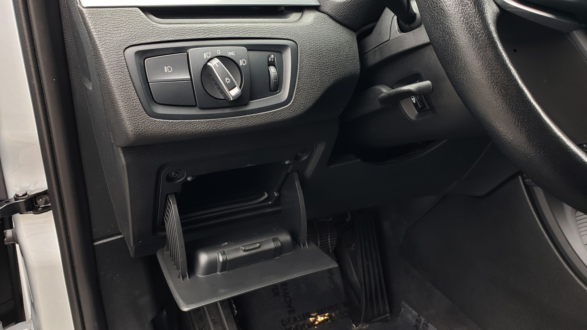 Used 2018 BMW X1 XDRIVE38I / NAV / CONV PKG / PANO-ROOF / HTD STS / REARVIEW for sale $28,995 at Formula Imports in Charlotte NC 28227 38