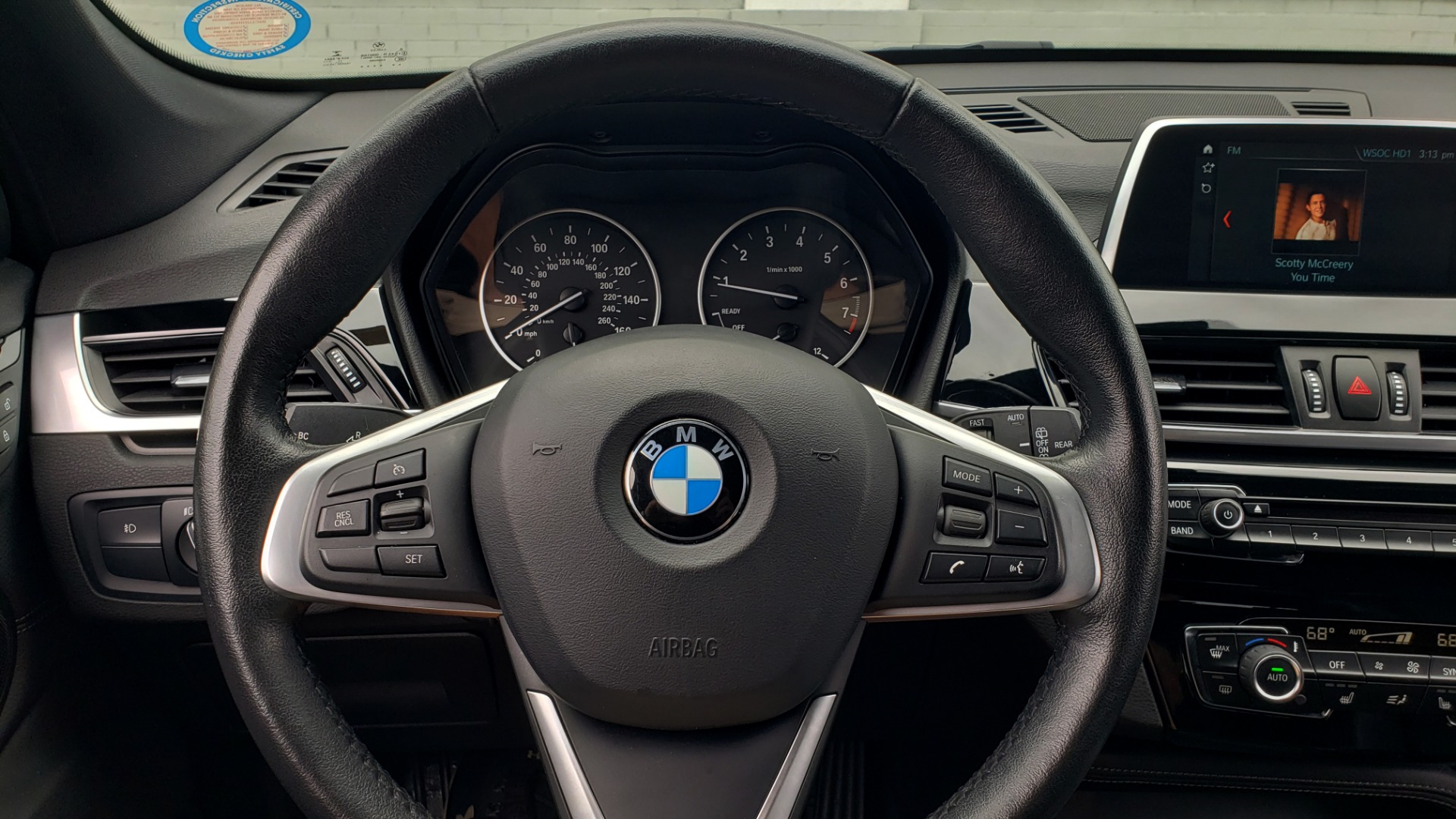 Used 2018 BMW X1 XDRIVE38I / NAV / CONV PKG / PANO-ROOF / HTD STS / REARVIEW for sale $28,995 at Formula Imports in Charlotte NC 28227 39