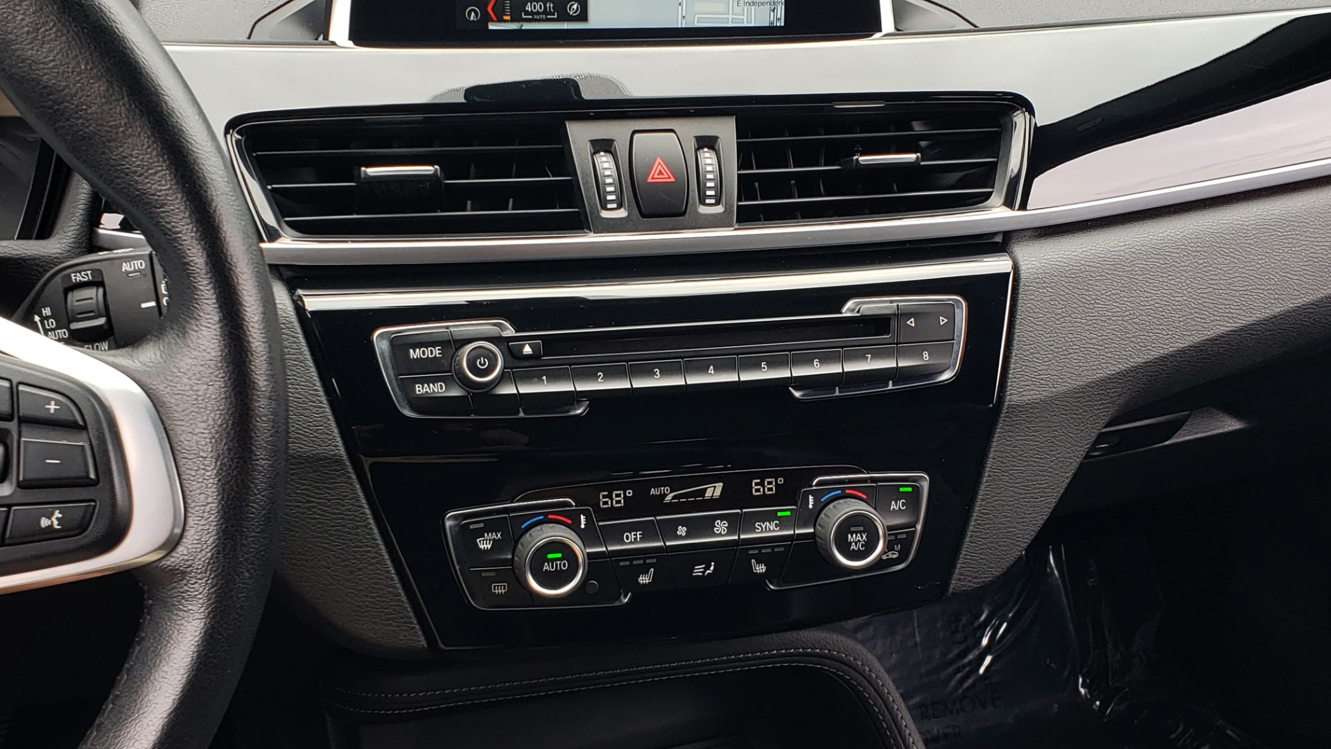 Used 2018 BMW X1 XDRIVE38I / NAV / CONV PKG / PANO-ROOF / HTD STS / REARVIEW for sale $28,995 at Formula Imports in Charlotte NC 28227 47