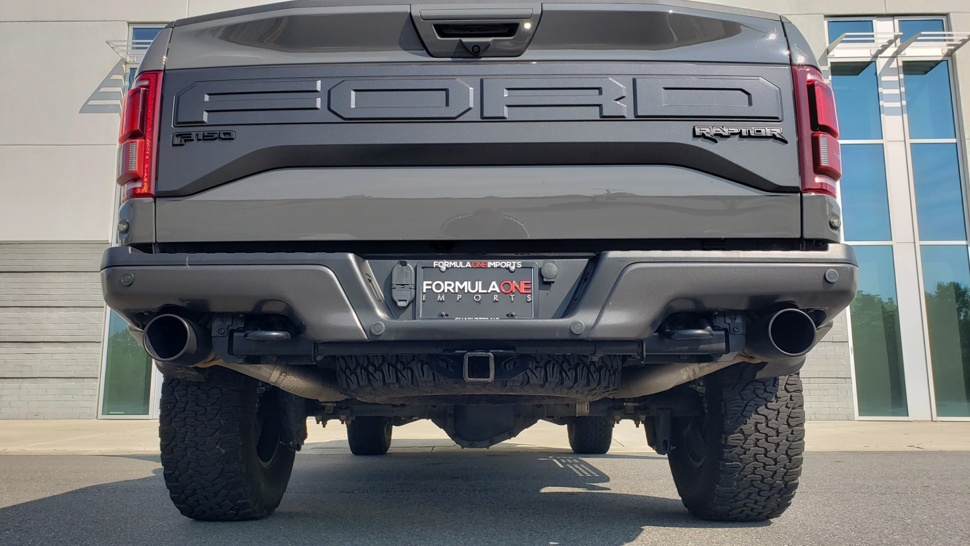 Used 2018 Ford F-150 RAPTOR 4X4 SUPERCREW / NAV / PANO-ROOF / REARVIEW for sale $69,999 at Formula Imports in Charlotte NC 28227 35