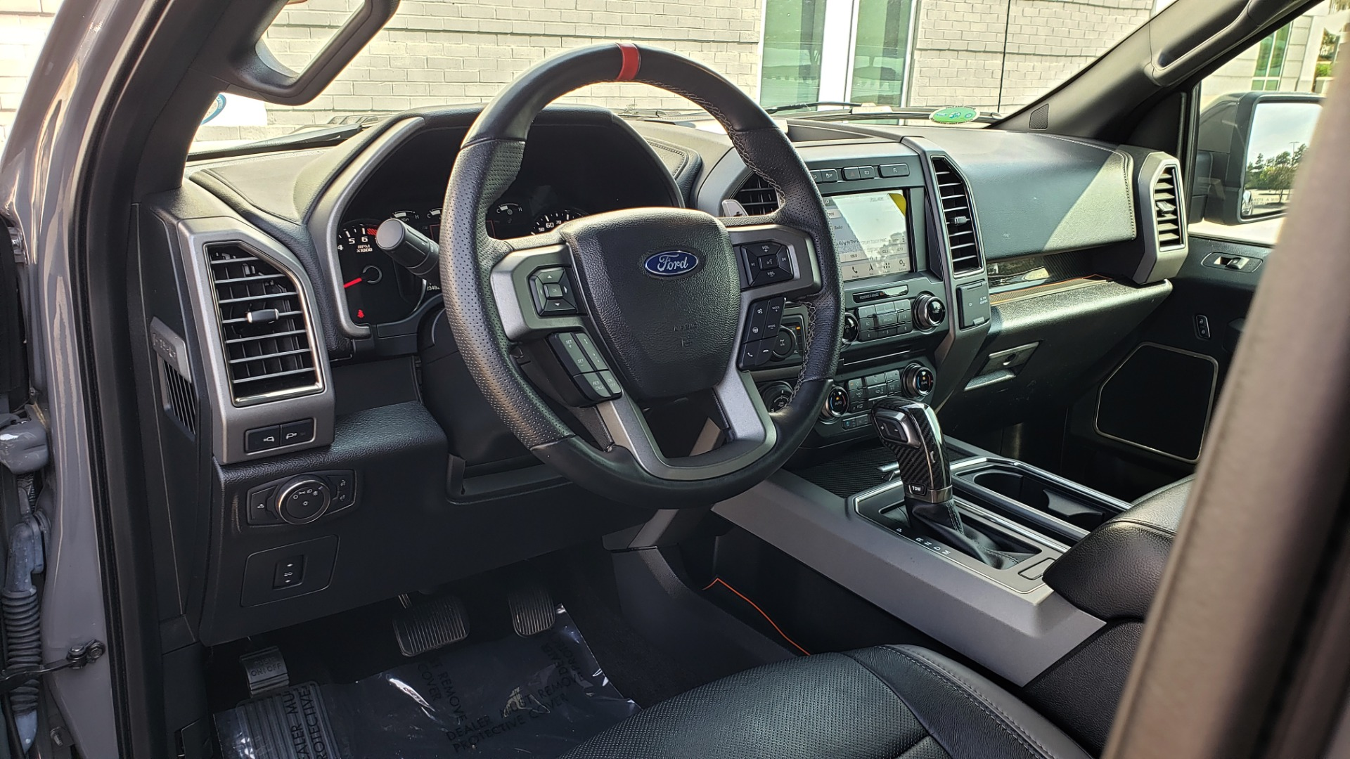 Used 2018 Ford F-150 RAPTOR 4X4 SUPERCREW / NAV / PANO-ROOF / REARVIEW for sale $69,999 at Formula Imports in Charlotte NC 28227 42