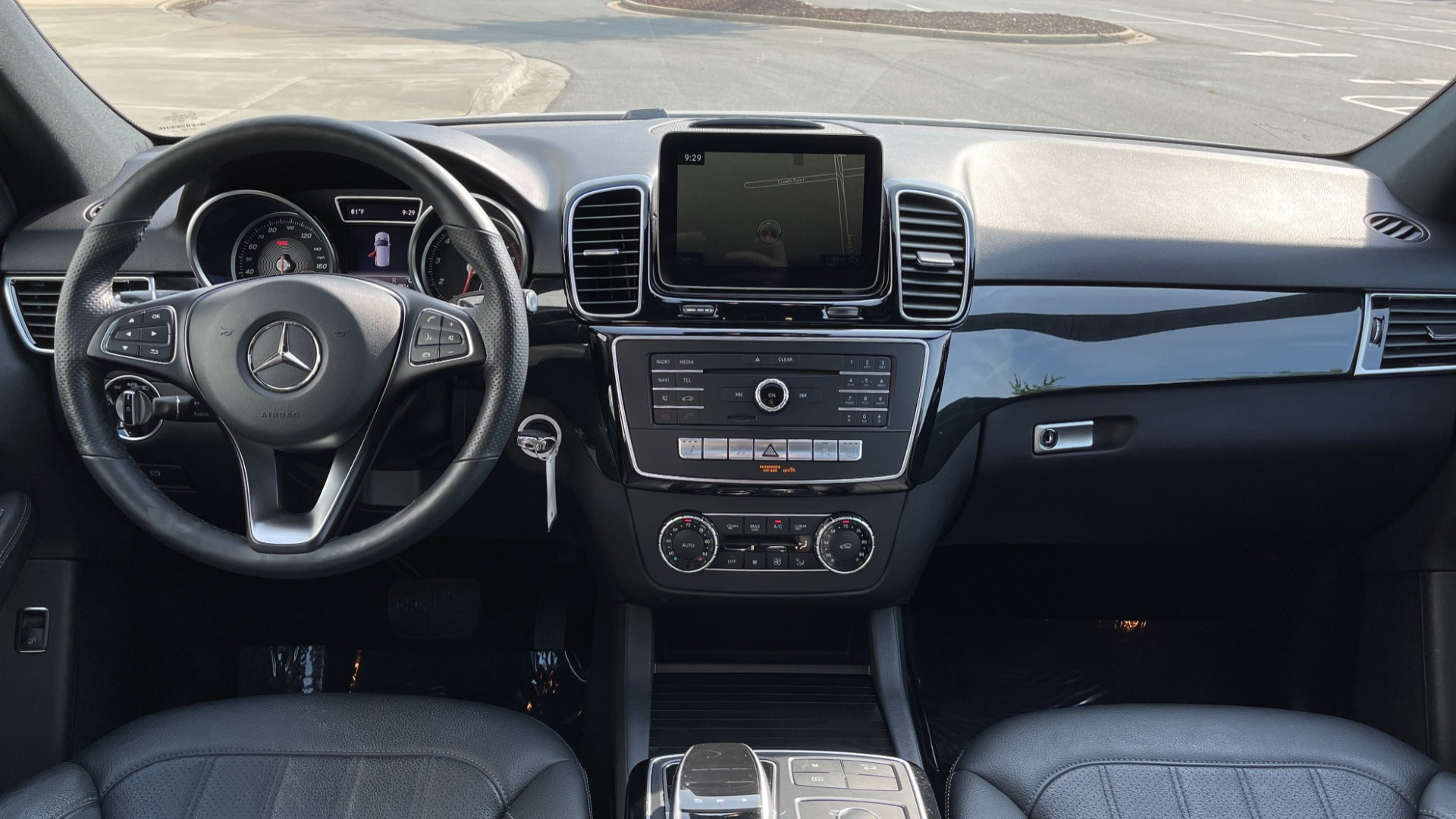Used 2018 Mercedes-Benz GLE 350 4MATIC PREMIUM / NAV / SUNROOF / HTD STS / TRAILER HITCH / REARVIEW for sale $36,295 at Formula Imports in Charlotte NC 28227 59