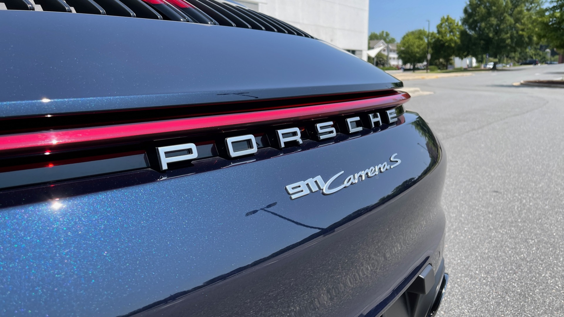 Used 2020 Porsche 911 CARRERA S CABRIOLET PREMIUM SPORT / LCA / ACC / BOSE / REARVIEW for sale $159,995 at Formula Imports in Charlotte NC 28227 33