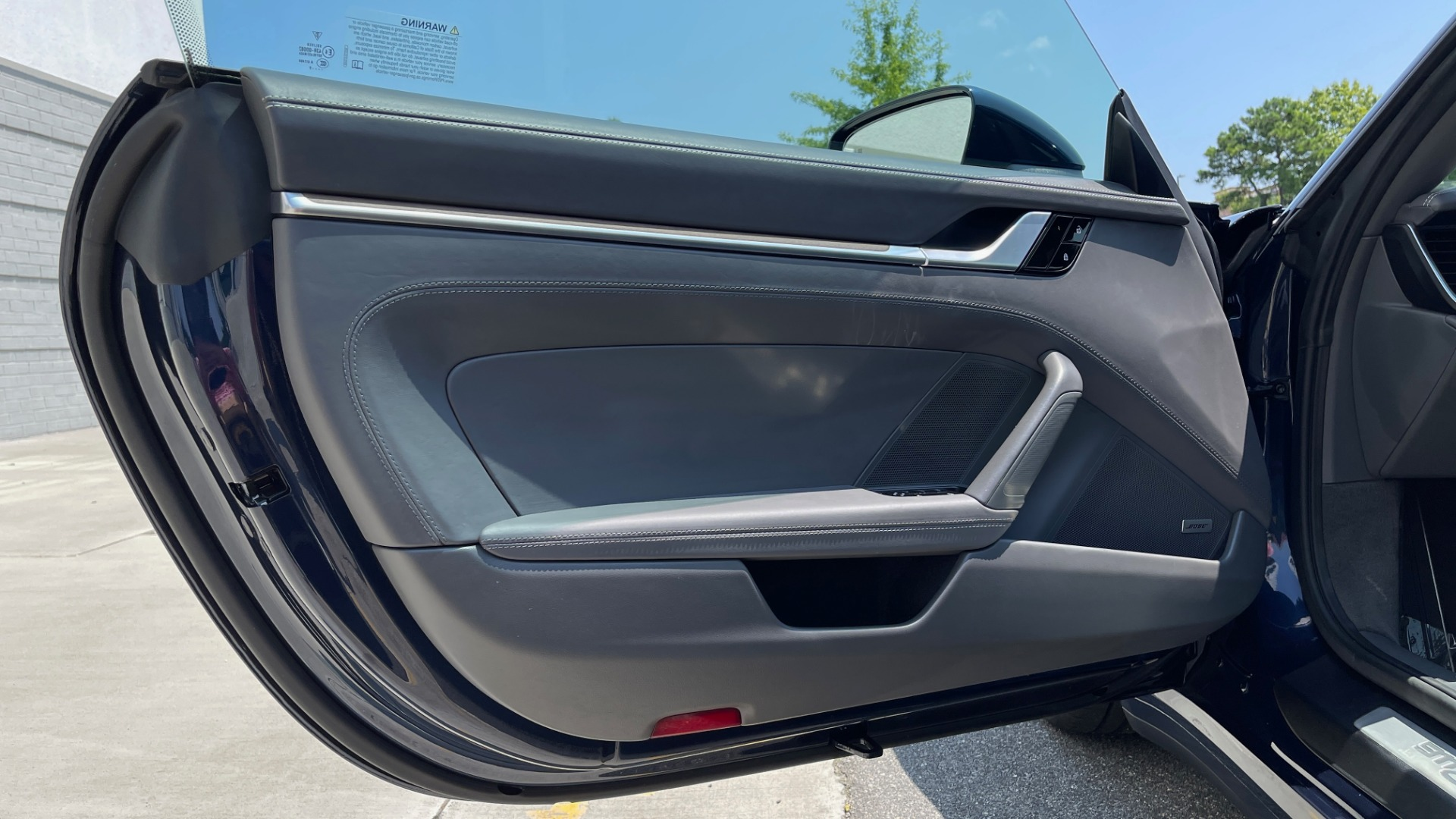 Used 2020 Porsche 911 CARRERA S CABRIOLET PREMIUM SPORT / LCA / ACC / BOSE / REARVIEW for sale $159,995 at Formula Imports in Charlotte NC 28227 38