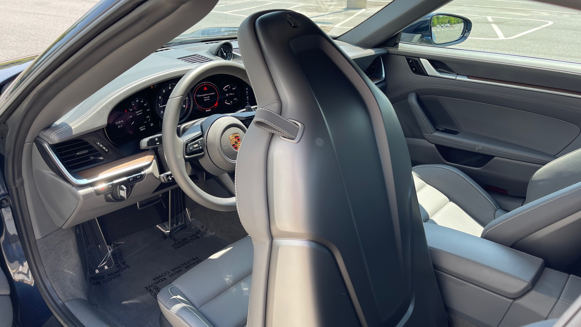 Used 2020 Porsche 911 CARRERA S CABRIOLET PREMIUM SPORT / LCA / ACC / BOSE / REARVIEW for sale $159,995 at Formula Imports in Charlotte NC 28227 46