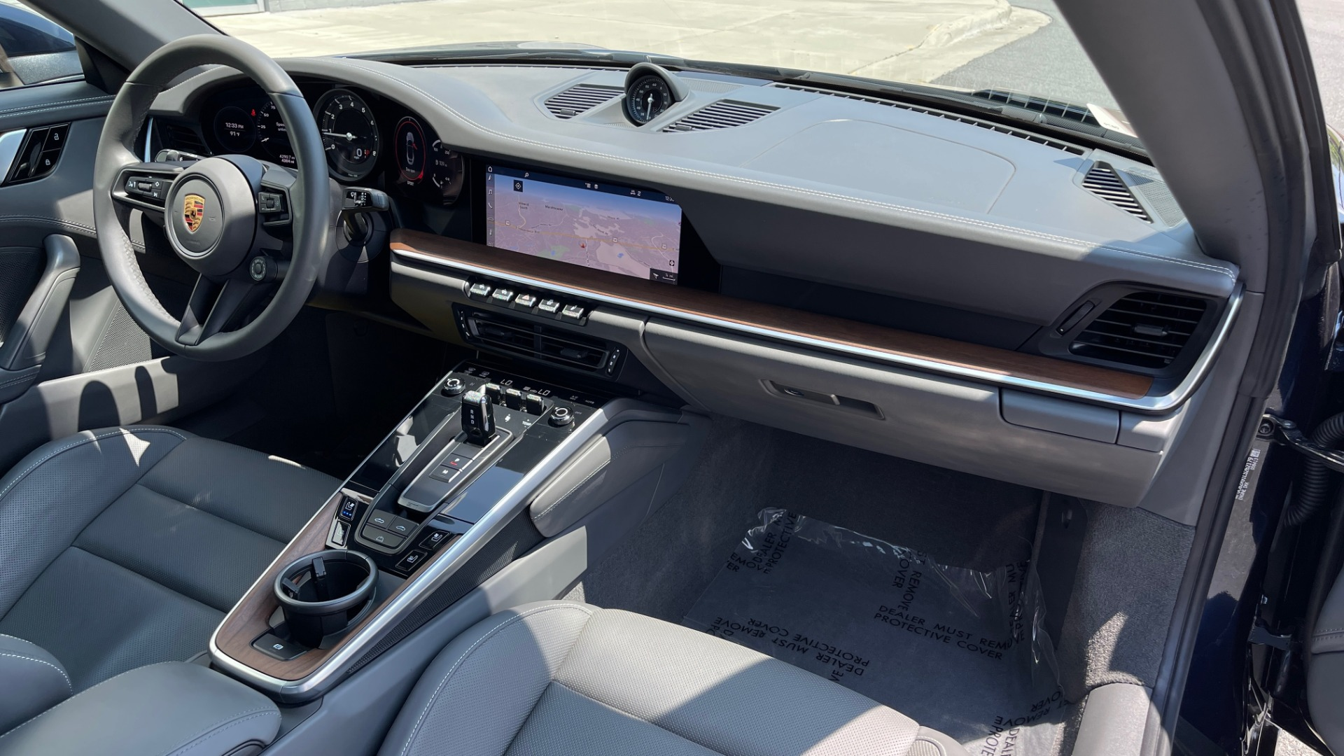 Used 2020 Porsche 911 CARRERA S CABRIOLET PREMIUM SPORT / LCA / ACC / BOSE / REARVIEW for sale $159,995 at Formula Imports in Charlotte NC 28227 73