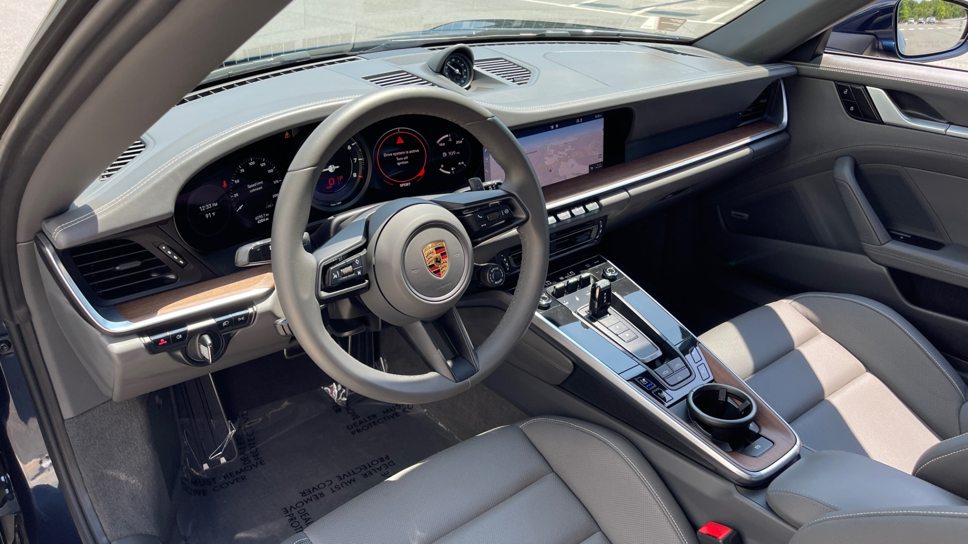 Used 2020 Porsche 911 CARRERA S CABRIOLET PREMIUM SPORT / LCA / ACC / BOSE / REARVIEW for sale $159,995 at Formula Imports in Charlotte NC 28227 76