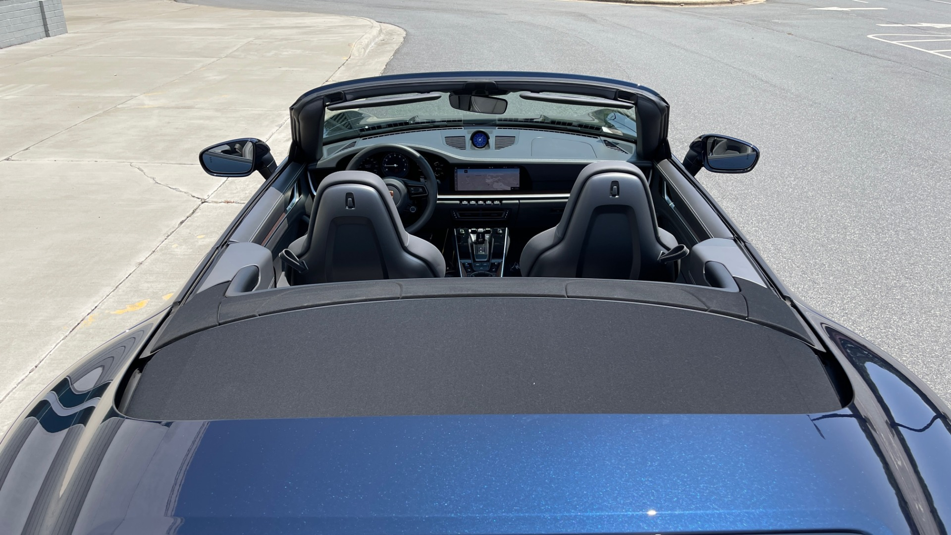 Used 2020 Porsche 911 CARRERA S CABRIOLET PREMIUM SPORT / LCA / ACC / BOSE / REARVIEW for sale $159,995 at Formula Imports in Charlotte NC 28227 85