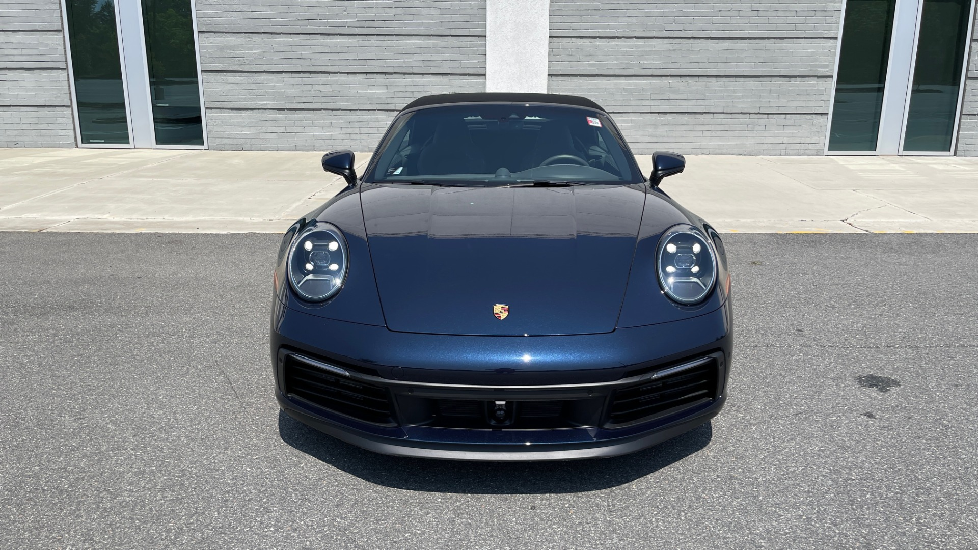 Used 2020 Porsche 911 CARRERA S CABRIOLET PREMIUM SPORT / LCA / ACC / BOSE / REARVIEW for sale $159,995 at Formula Imports in Charlotte NC 28227 9