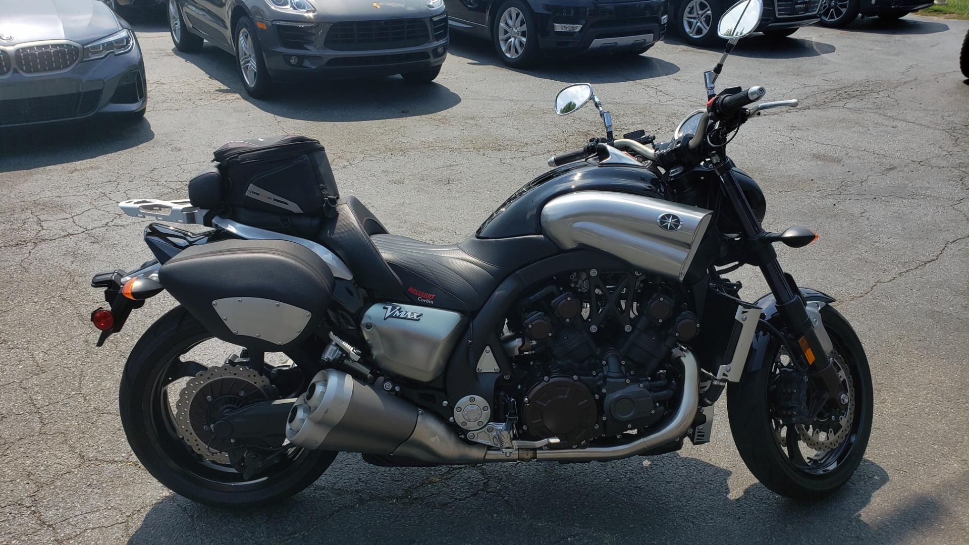Used 2009 Yamaha V-MAX MOTORCYCLE / SPORT CRUISER / 18K MILES / SUPER CLEAN! for sale $9,500 at Formula Imports in Charlotte NC 28227 3