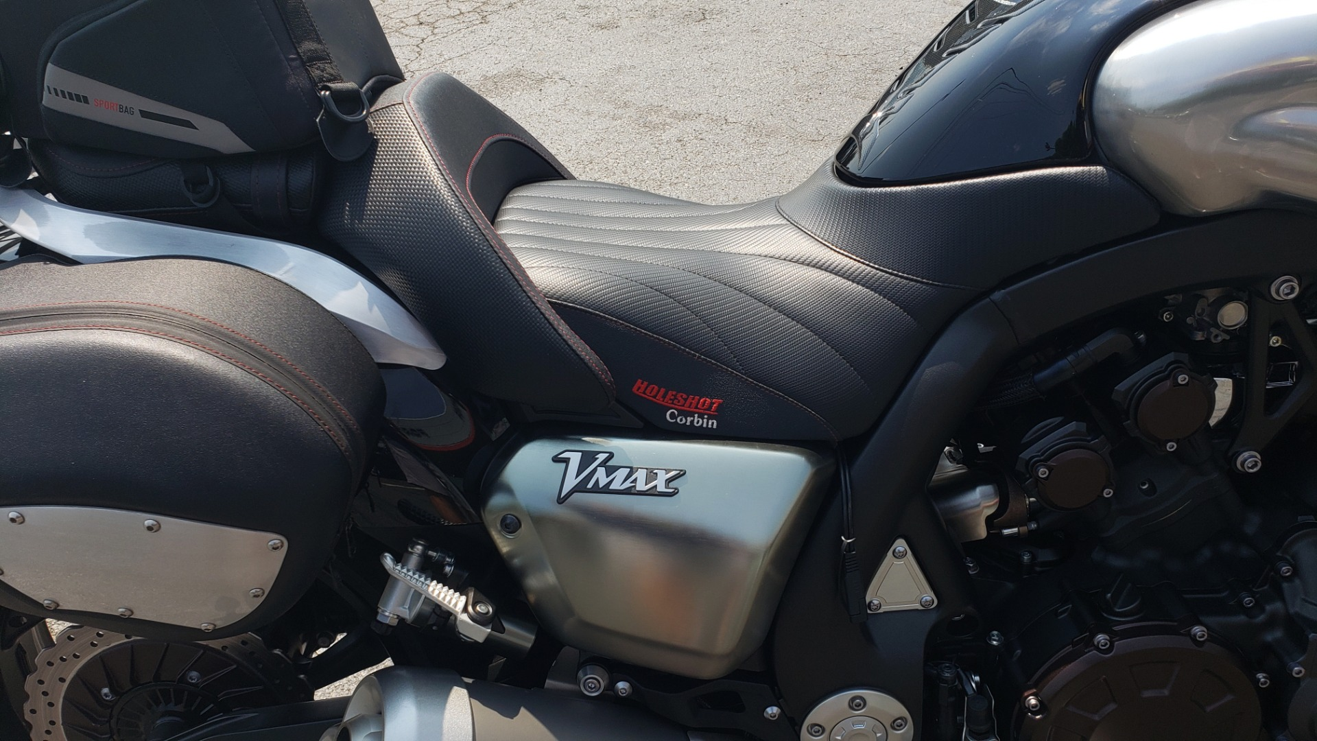 Used 2009 Yamaha V-MAX MOTORCYCLE / SPORT CRUISER / 18K MILES / SUPER CLEAN! for sale $9,500 at Formula Imports in Charlotte NC 28227 9