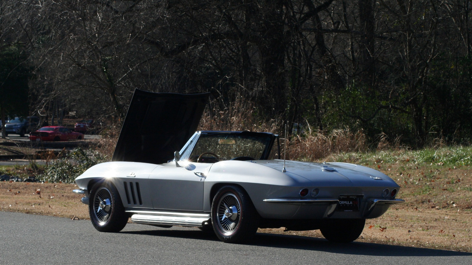 Used 1966 Chevrolet CORVETTE STINGRAY CONVERTIBLE 427 / 4-SPD / NUMBER MATCHING for sale Sold at Formula Imports in Charlotte NC 28227 5