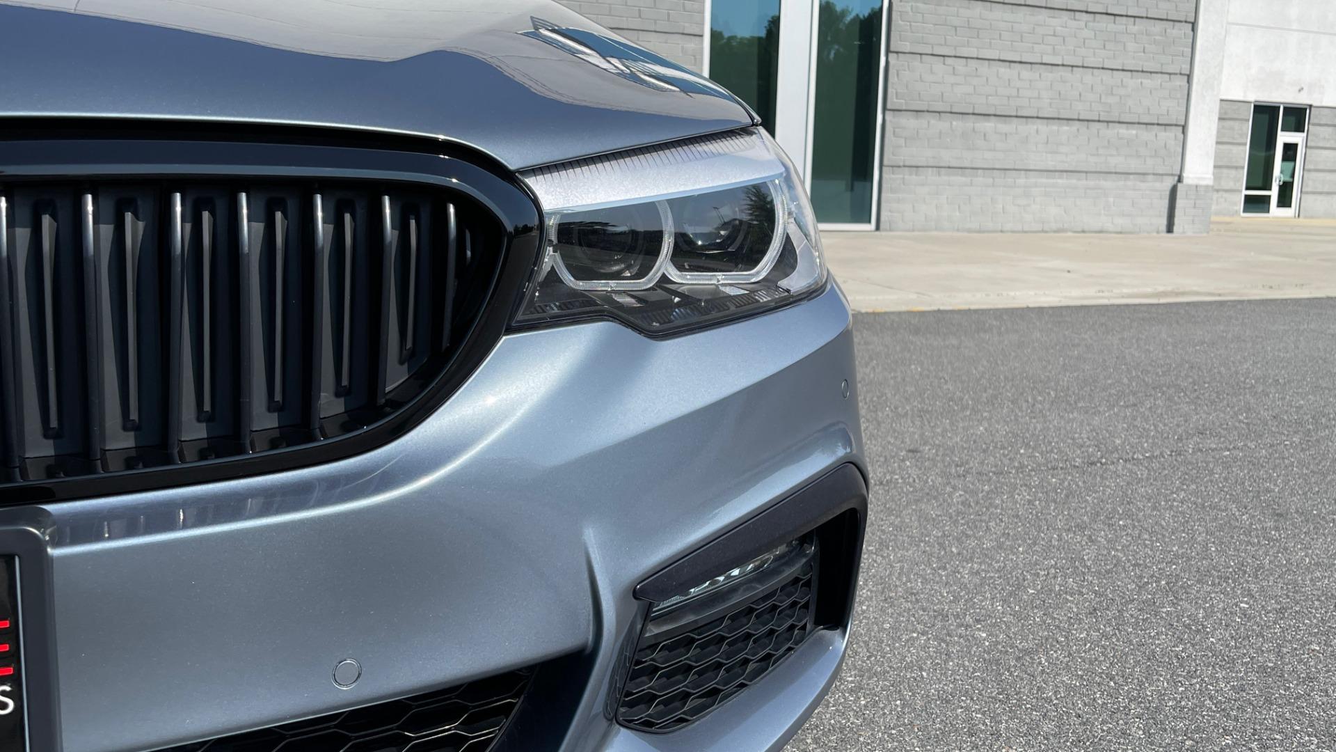 Used 2018 BMW 5 SERIES 540I XDRIVE M-SPORT / DRVR ASST / PDC / APPLE / HUD / H/K SND for sale $42,795 at Formula Imports in Charlotte NC 28227 13