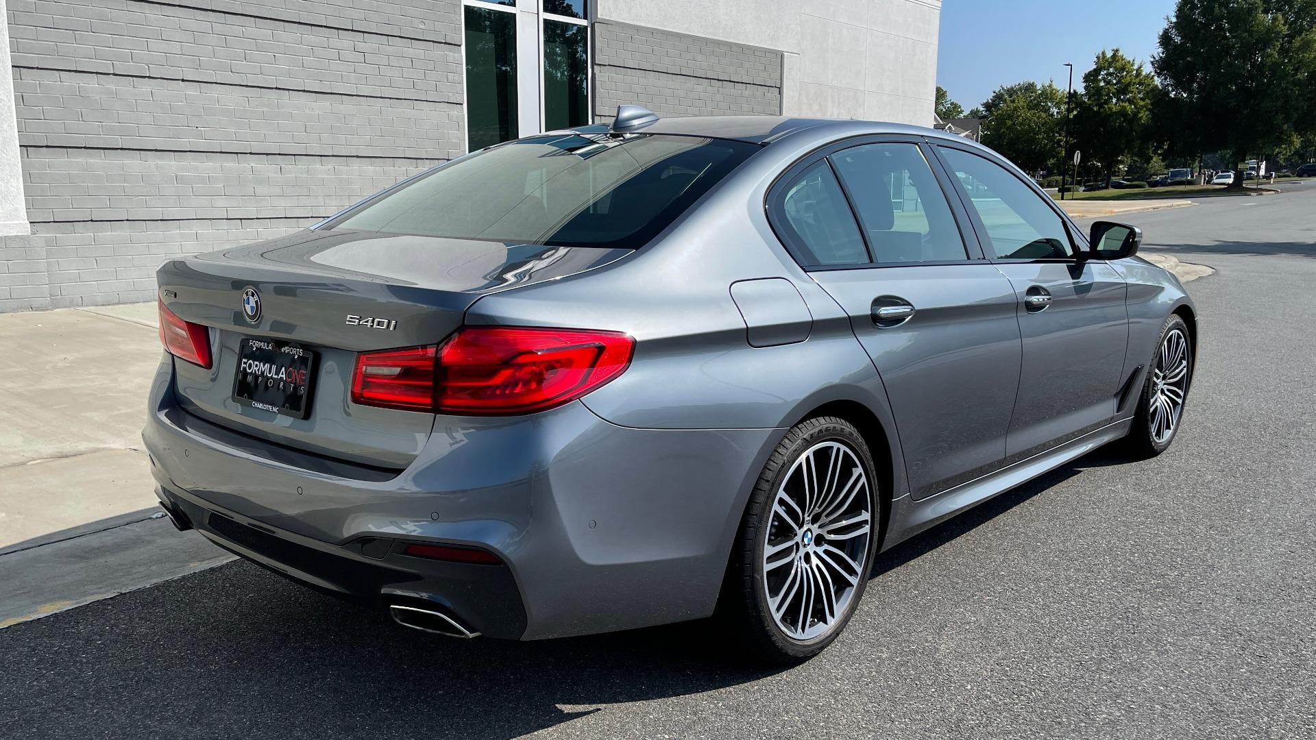 Used 2018 BMW 5 SERIES 540I XDRIVE M-SPORT / DRVR ASST / PDC / APPLE / HUD / H/K SND for sale $42,795 at Formula Imports in Charlotte NC 28227 2