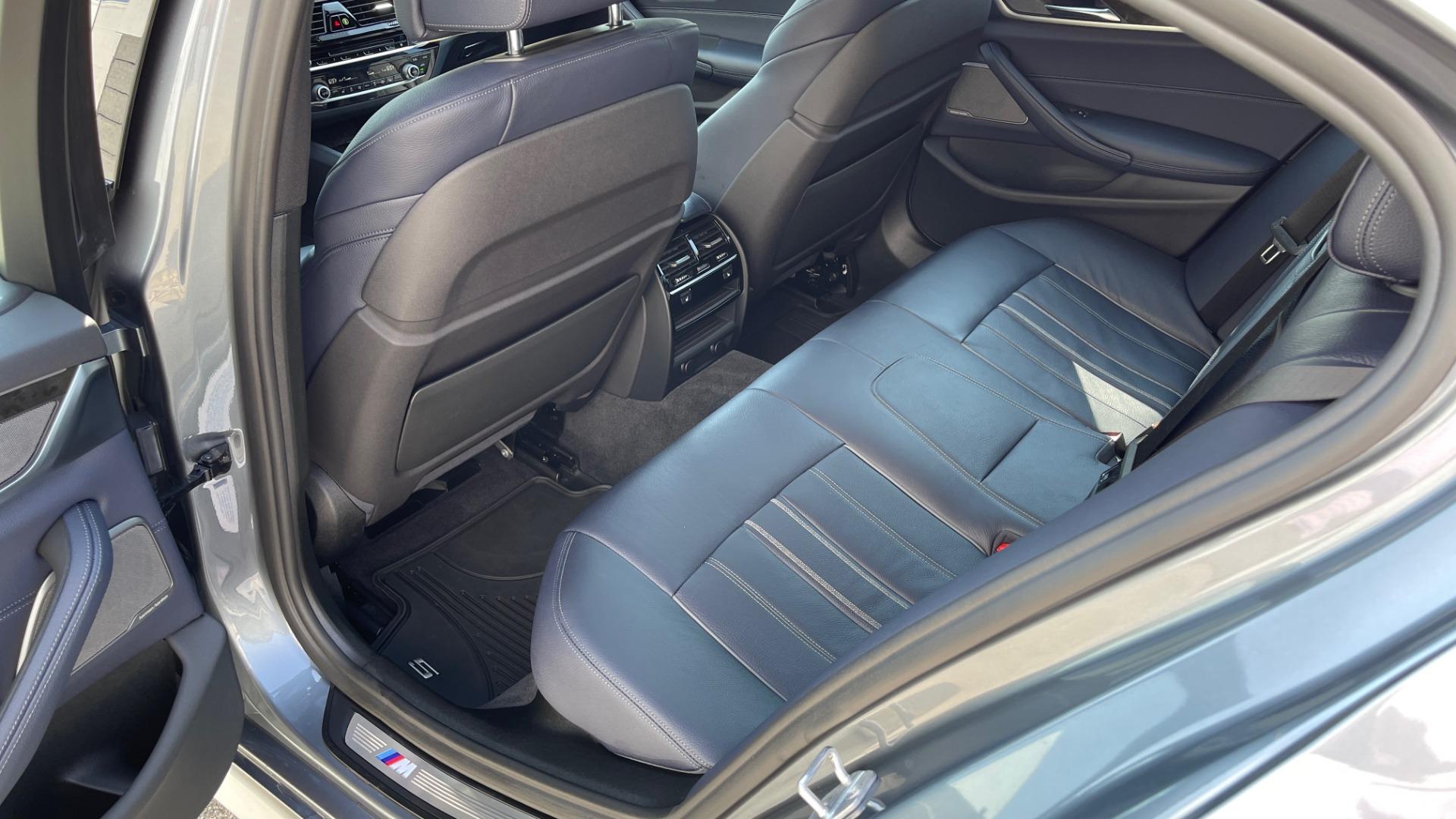 Used 2018 BMW 5 SERIES 540I XDRIVE M-SPORT / DRVR ASST / PDC / APPLE / HUD / H/K SND for sale $42,795 at Formula Imports in Charlotte NC 28227 54