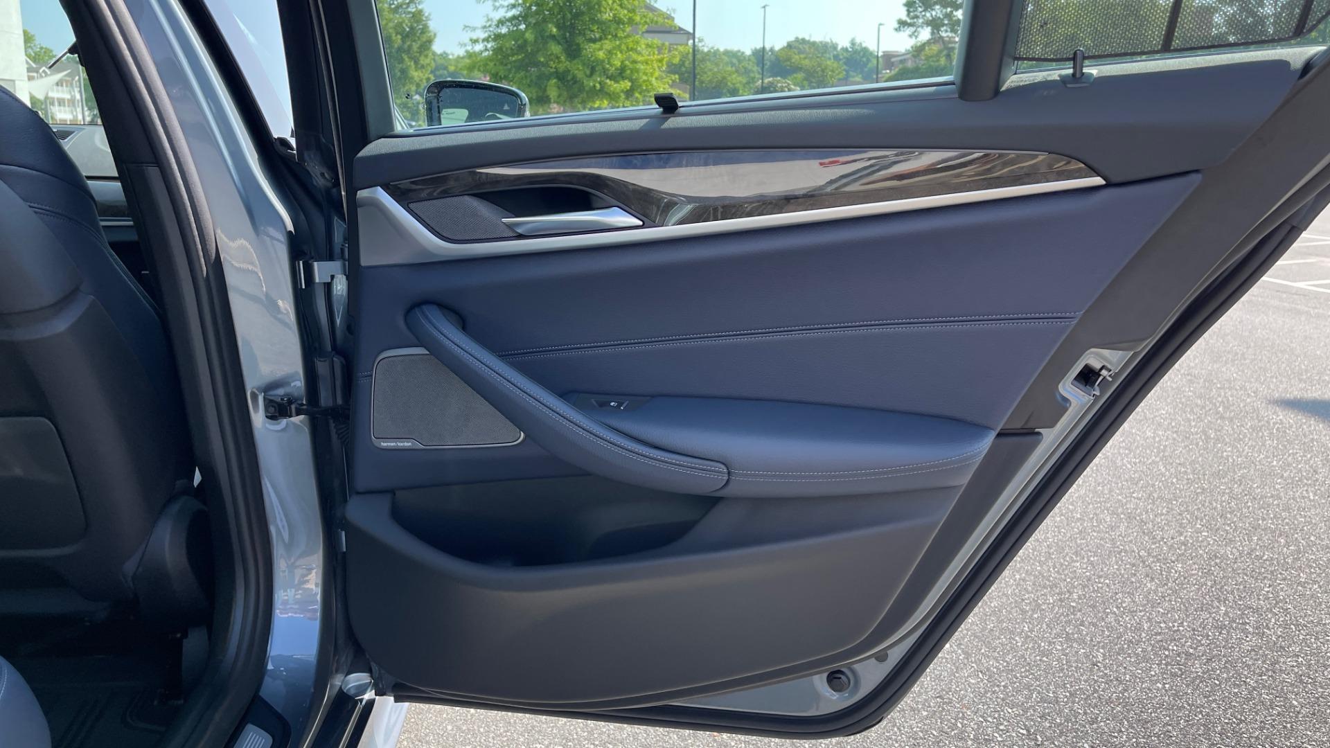 Used 2018 BMW 5 SERIES 540I XDRIVE M-SPORT / DRVR ASST / PDC / APPLE / HUD / H/K SND for sale $42,795 at Formula Imports in Charlotte NC 28227 58