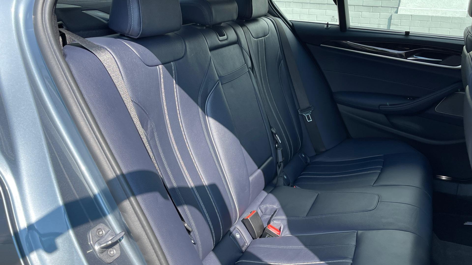 Used 2018 BMW 5 SERIES 540I XDRIVE M-SPORT / DRVR ASST / PDC / APPLE / HUD / H/K SND for sale $42,795 at Formula Imports in Charlotte NC 28227 61