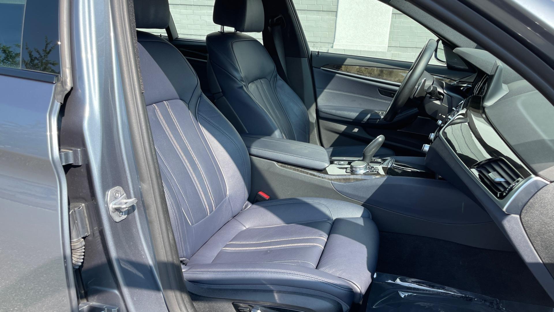 Used 2018 BMW 5 SERIES 540I XDRIVE M-SPORT / DRVR ASST / PDC / APPLE / HUD / H/K SND for sale $42,795 at Formula Imports in Charlotte NC 28227 68