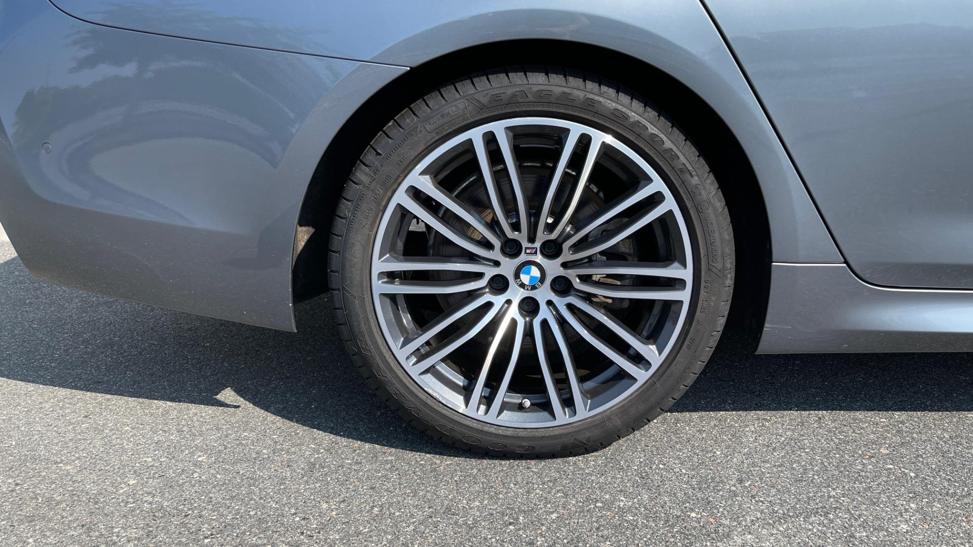 Used 2018 BMW 5 SERIES 540I XDRIVE M-SPORT / DRVR ASST / PDC / APPLE / HUD / H/K SND for sale $42,795 at Formula Imports in Charlotte NC 28227 71