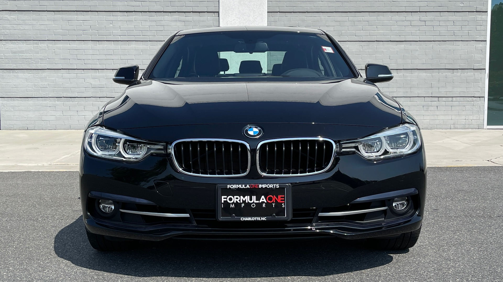 Used 2018 BMW 3 SERIES 330I XDRIVE / CONV PKG / SUNROOF / HTD STS / ABSD / REARVIEW for sale $30,695 at Formula Imports in Charlotte NC 28227 11