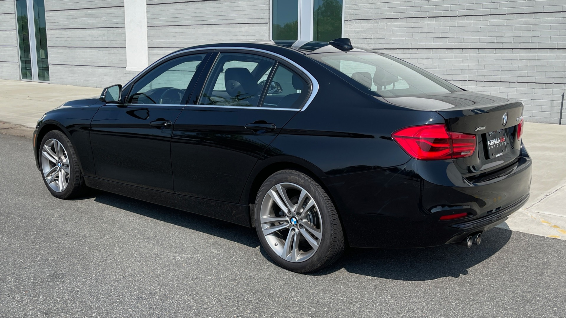 Used 2018 BMW 3 SERIES 330I XDRIVE / CONV PKG / SUNROOF / HTD STS / ABSD / REARVIEW for sale $30,695 at Formula Imports in Charlotte NC 28227 5