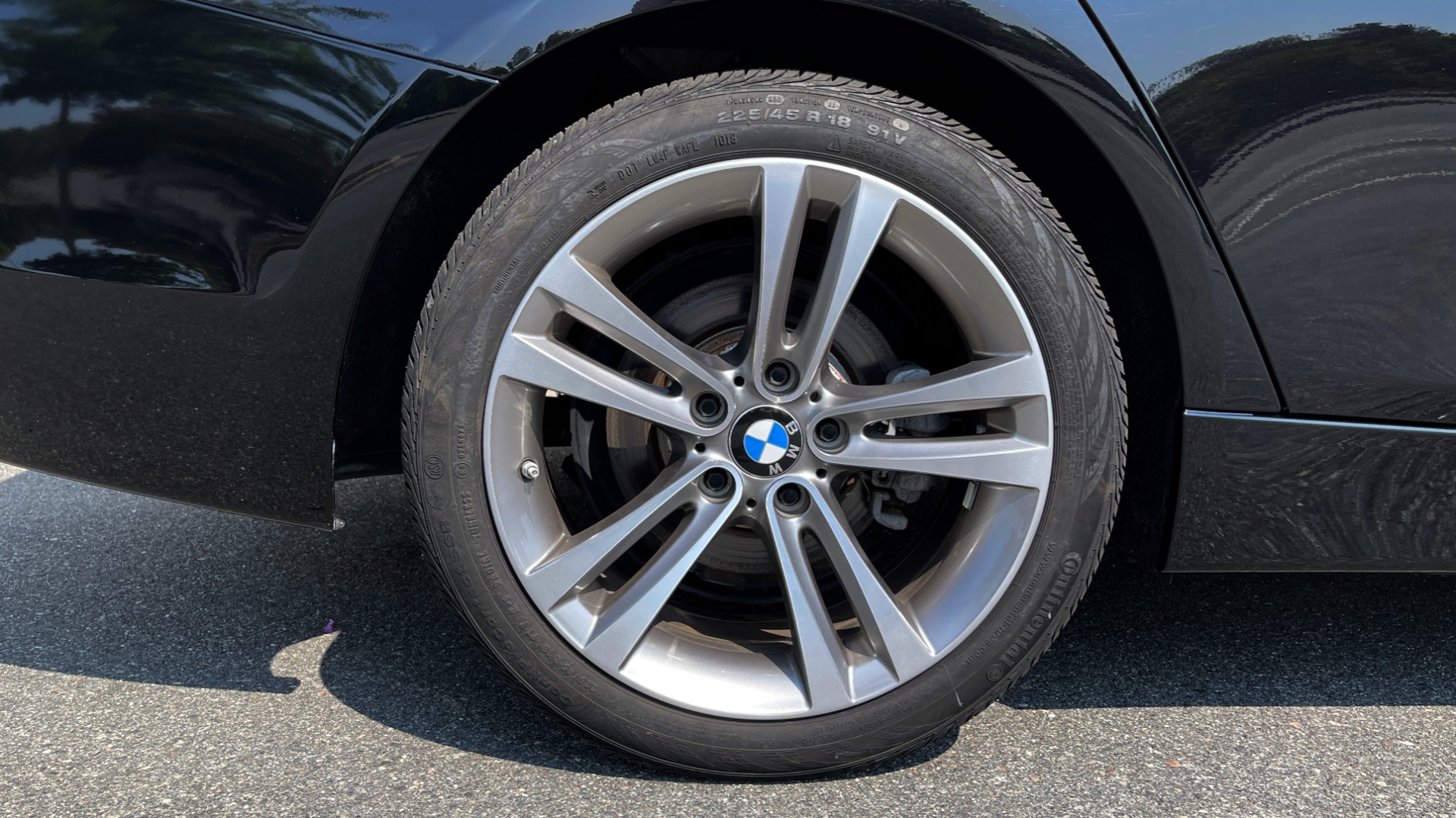 Used 2018 BMW 3 SERIES 330I XDRIVE / CONV PKG / SUNROOF / HTD STS / ABSD / REARVIEW for sale $30,695 at Formula Imports in Charlotte NC 28227 73