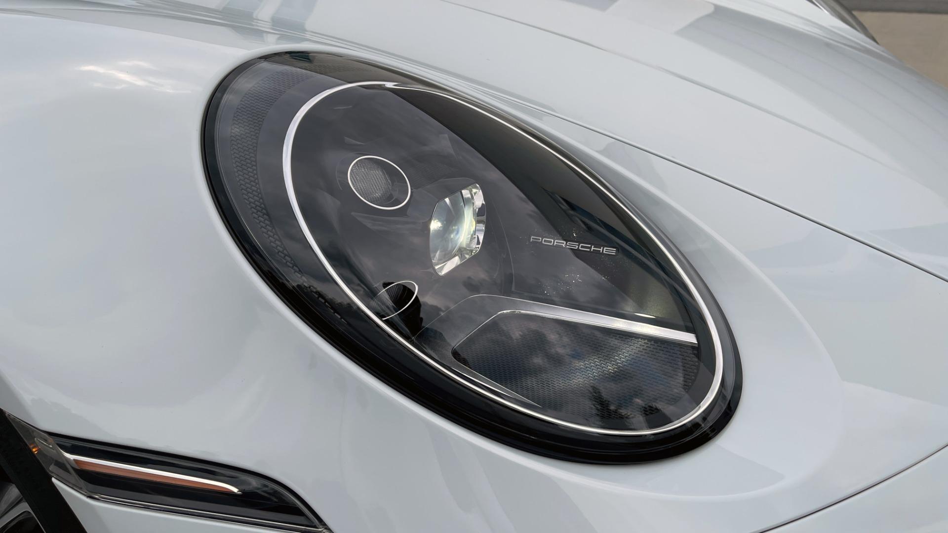 Used 2020 Porsche 911 CARRERA 4S CABRIOLET PREMIUM SPORT PKG / NAV / BOSE / LIGHT DESIGN PKG for sale $167,595 at Formula Imports in Charlotte NC 28227 38