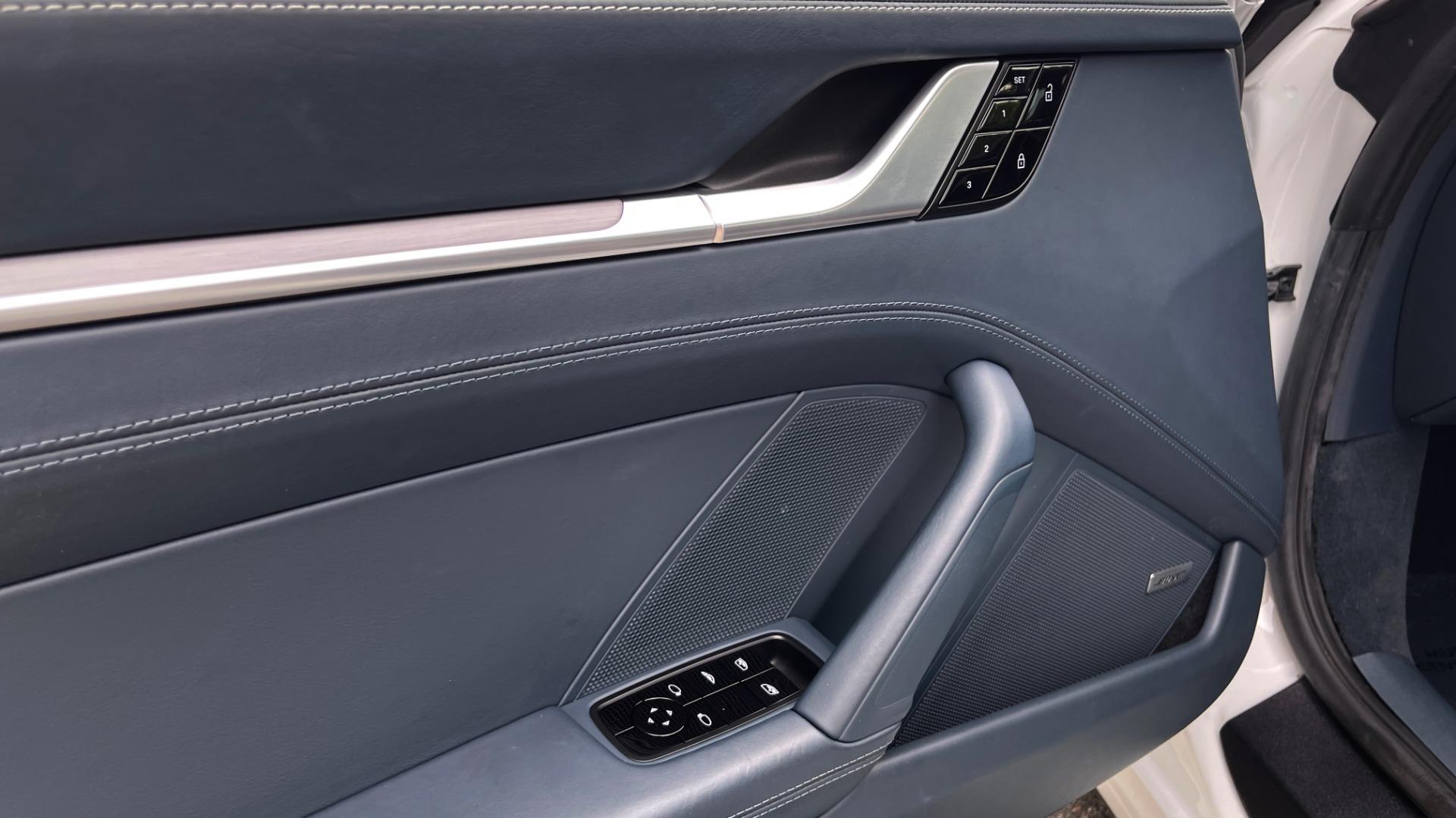 Used 2020 Porsche 911 CARRERA 4S CABRIOLET PREMIUM SPORT PKG / NAV / BOSE / LIGHT DESIGN PKG for sale $167,595 at Formula Imports in Charlotte NC 28227 40