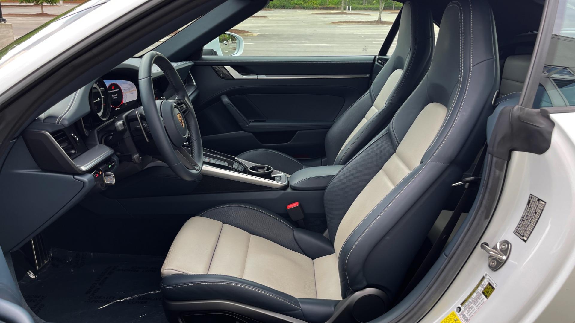 Used 2020 Porsche 911 CARRERA 4S CABRIOLET PREMIUM SPORT PKG / NAV / BOSE / LIGHT DESIGN PKG for sale $167,595 at Formula Imports in Charlotte NC 28227 45