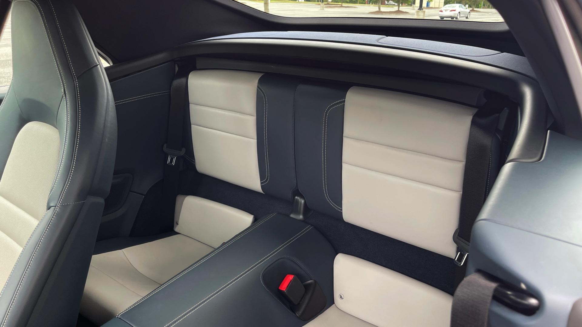 Used 2020 Porsche 911 CARRERA 4S CABRIOLET PREMIUM SPORT PKG / NAV / BOSE / LIGHT DESIGN PKG for sale $167,595 at Formula Imports in Charlotte NC 28227 48