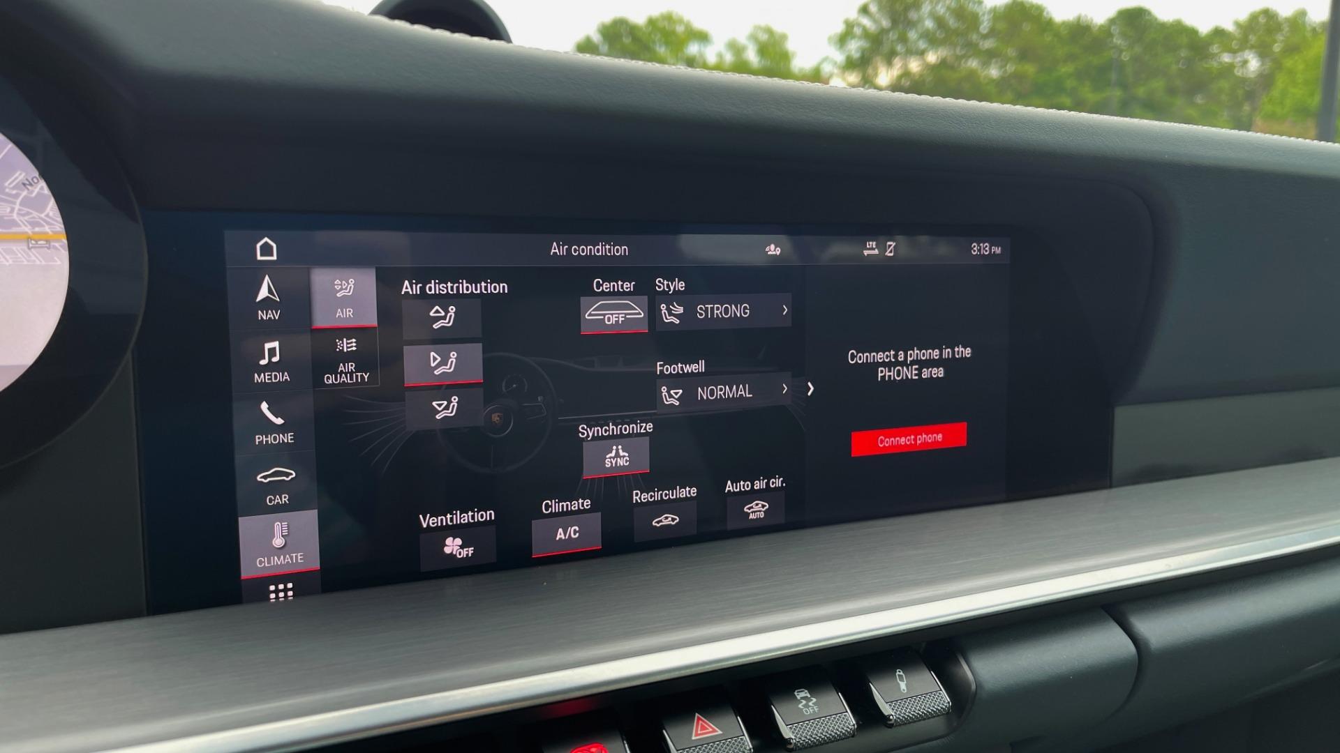 Used 2020 Porsche 911 CARRERA 4S CABRIOLET PREMIUM SPORT PKG / NAV / BOSE / LIGHT DESIGN PKG for sale $167,595 at Formula Imports in Charlotte NC 28227 60