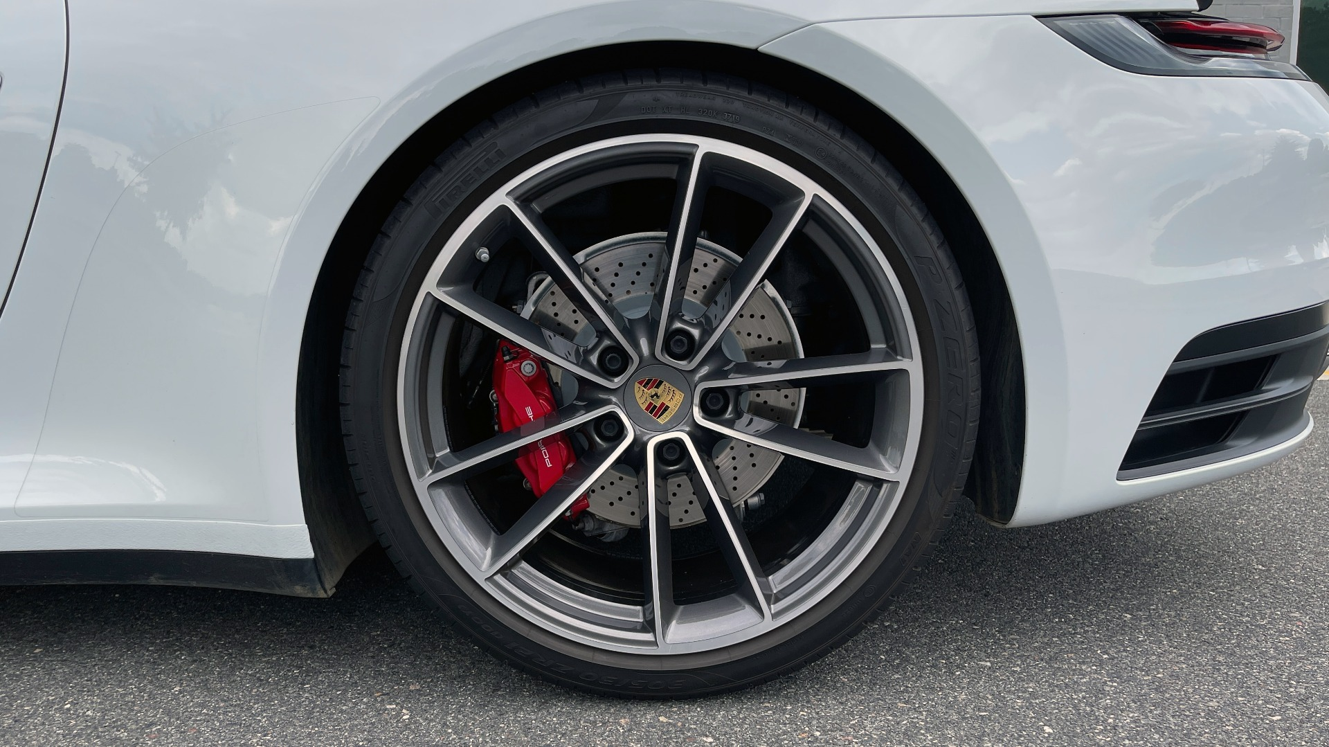 Used 2020 Porsche 911 CARRERA 4S CABRIOLET PREMIUM SPORT PKG / NAV / BOSE / LIGHT DESIGN PKG for sale $167,595 at Formula Imports in Charlotte NC 28227 81