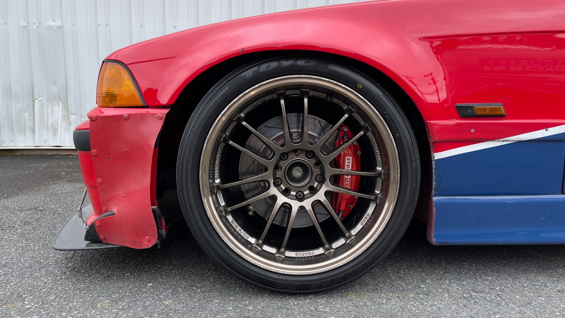 Used 1996 BMW 3-SERIES M3 TRACK CAR / 5-SPD / MANUAL / FULL CAGE / CARBON FIBER WING for sale $47,995 at Formula Imports in Charlotte NC 28227 13