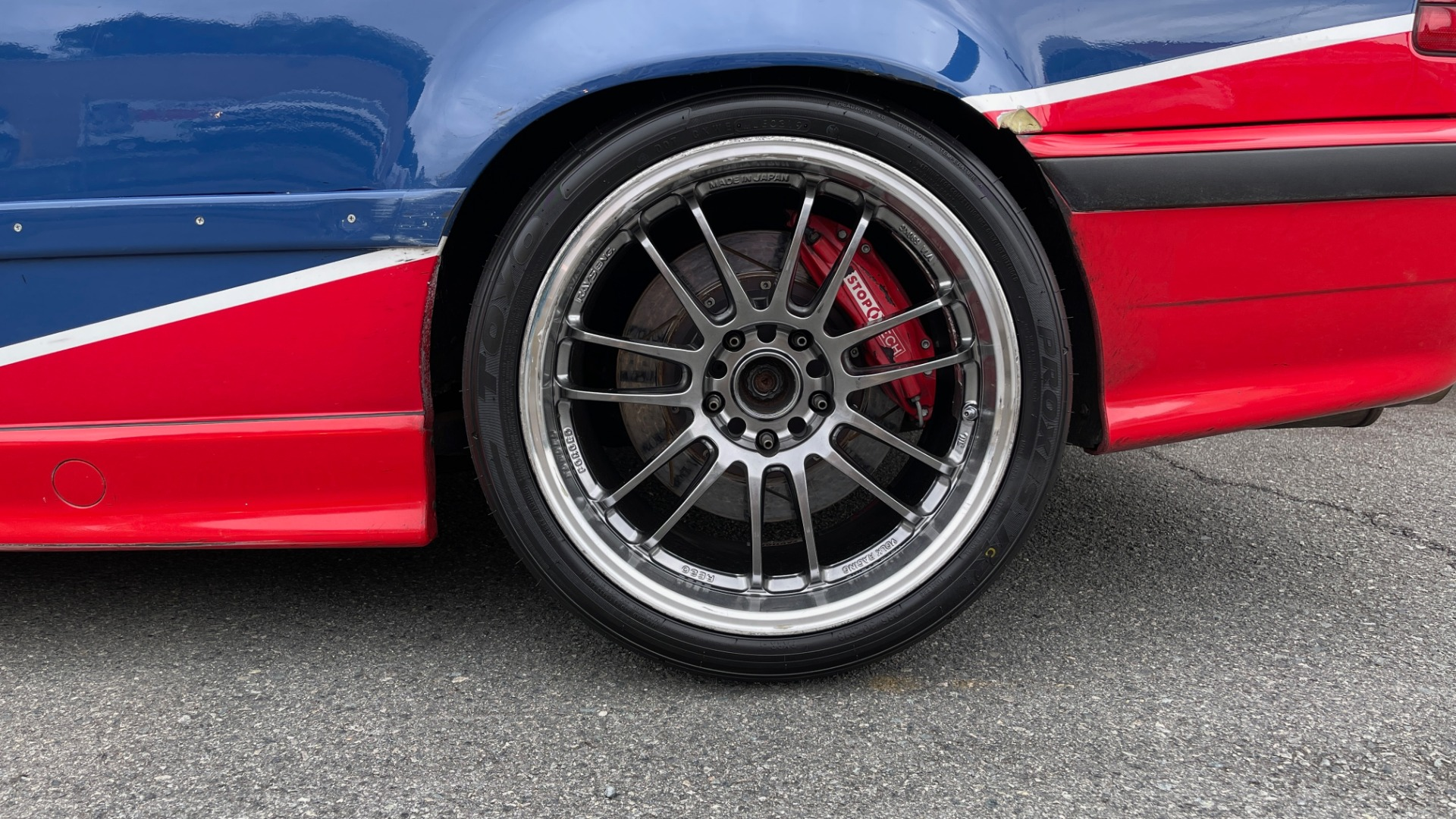 Used 1996 BMW 3-SERIES M3 TRACK CAR / 5-SPD / MANUAL / FULL CAGE / CARBON FIBER WING for sale $47,995 at Formula Imports in Charlotte NC 28227 14