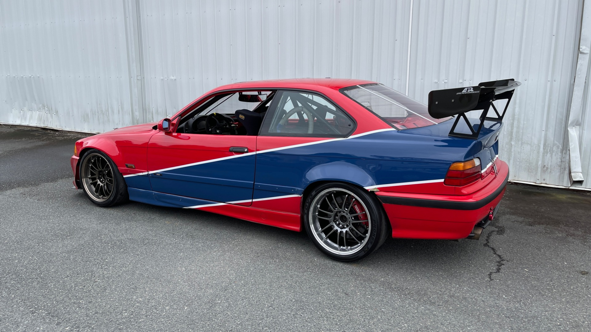 Used 1996 BMW 3-SERIES M3 TRACK CAR / 5-SPD / MANUAL / FULL CAGE / CARBON FIBER WING for sale $47,995 at Formula Imports in Charlotte NC 28227 15
