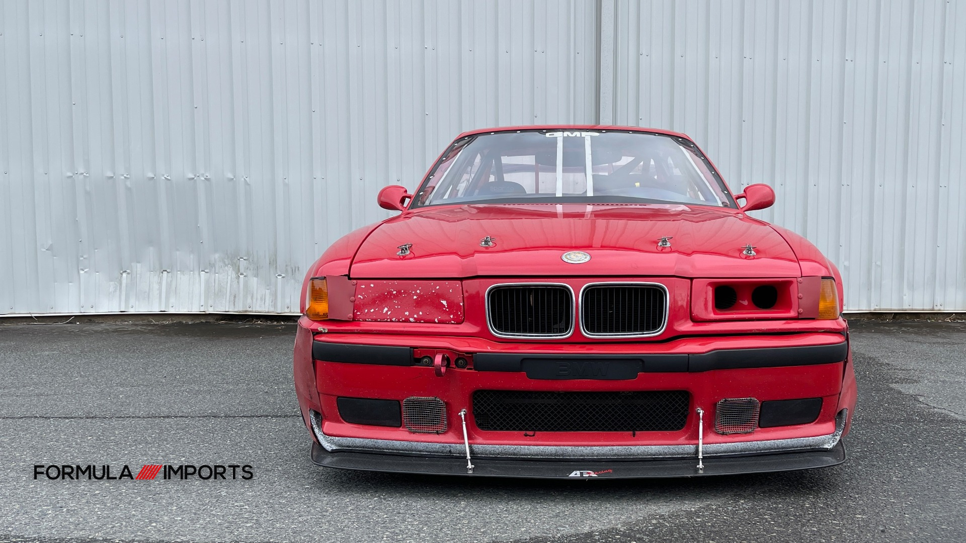 Used 1996 BMW 3-SERIES M3 TRACK CAR / 5-SPD / MANUAL / FULL CAGE / CARBON FIBER WING for sale $47,995 at Formula Imports in Charlotte NC 28227 21