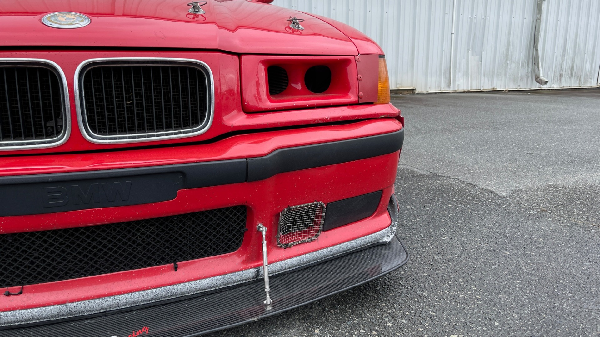 Used 1996 BMW 3-SERIES M3 TRACK CAR / 5-SPD / MANUAL / FULL CAGE / CARBON FIBER WING for sale $47,995 at Formula Imports in Charlotte NC 28227 23